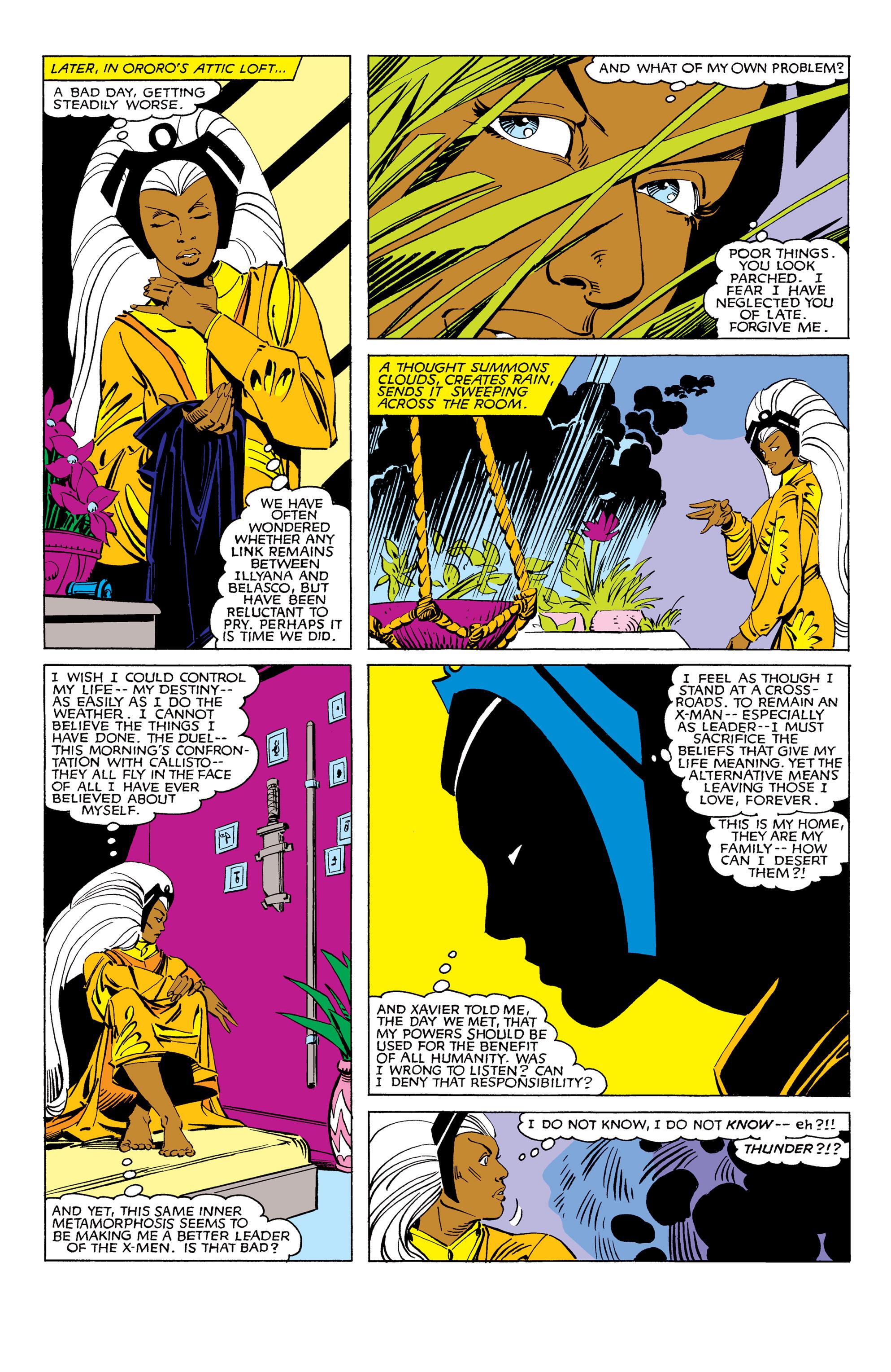 Read online Uncanny X-Men (1963) comic -  Issue #171 - 17