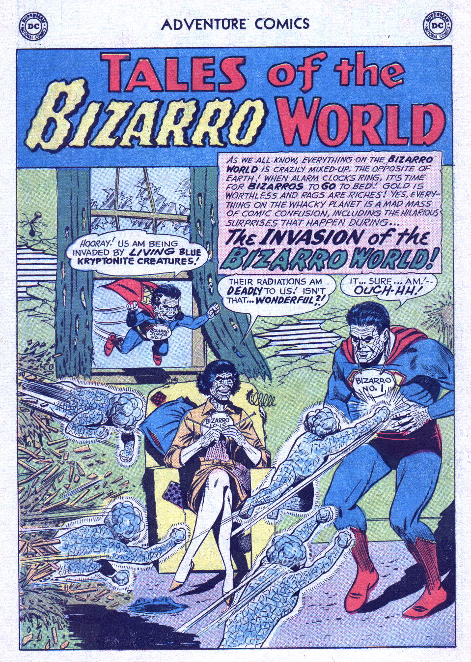Read online Adventure Comics (1938) comic -  Issue #290 - 37