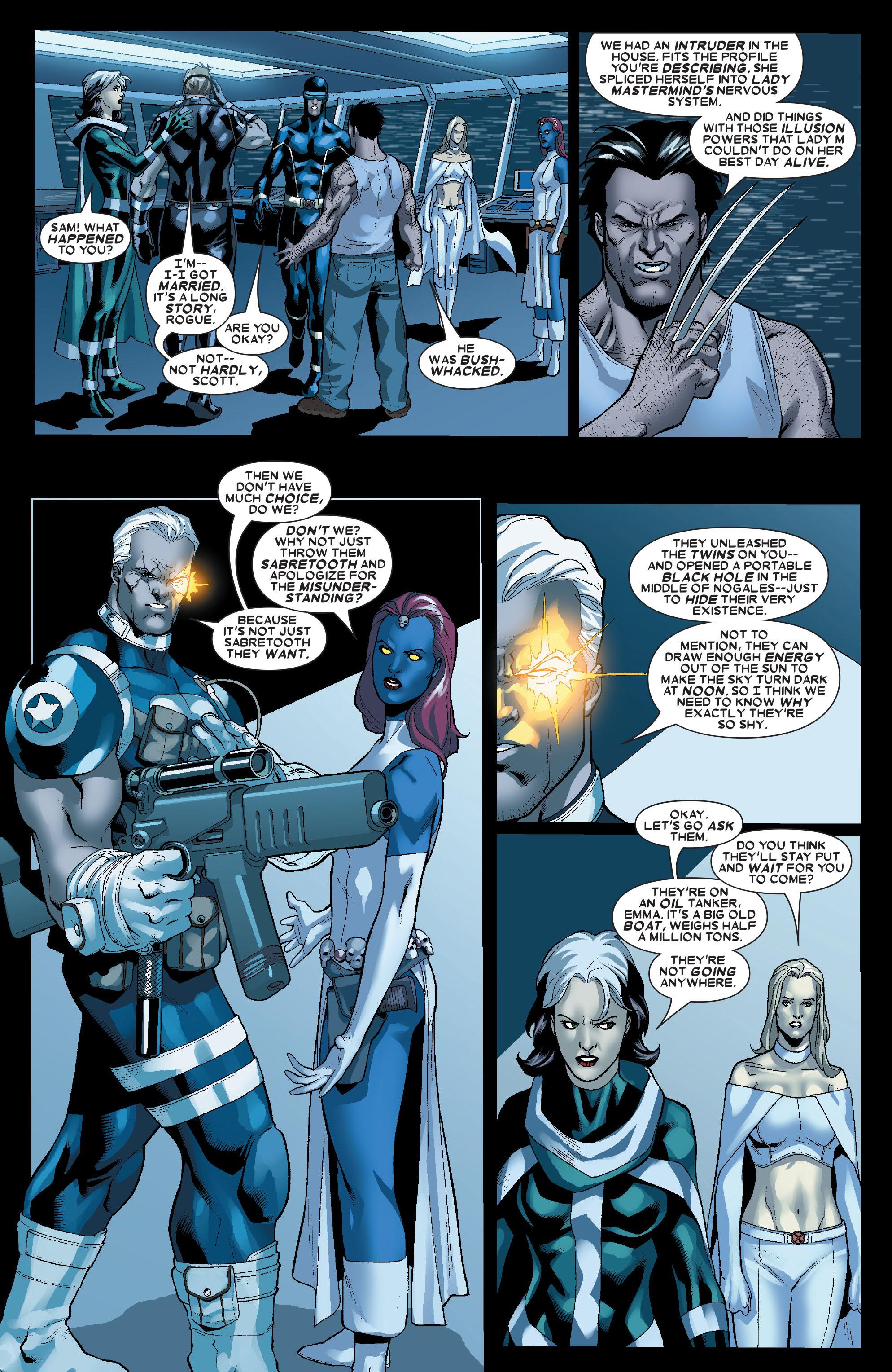 X-Men (1991) 191 Page 21