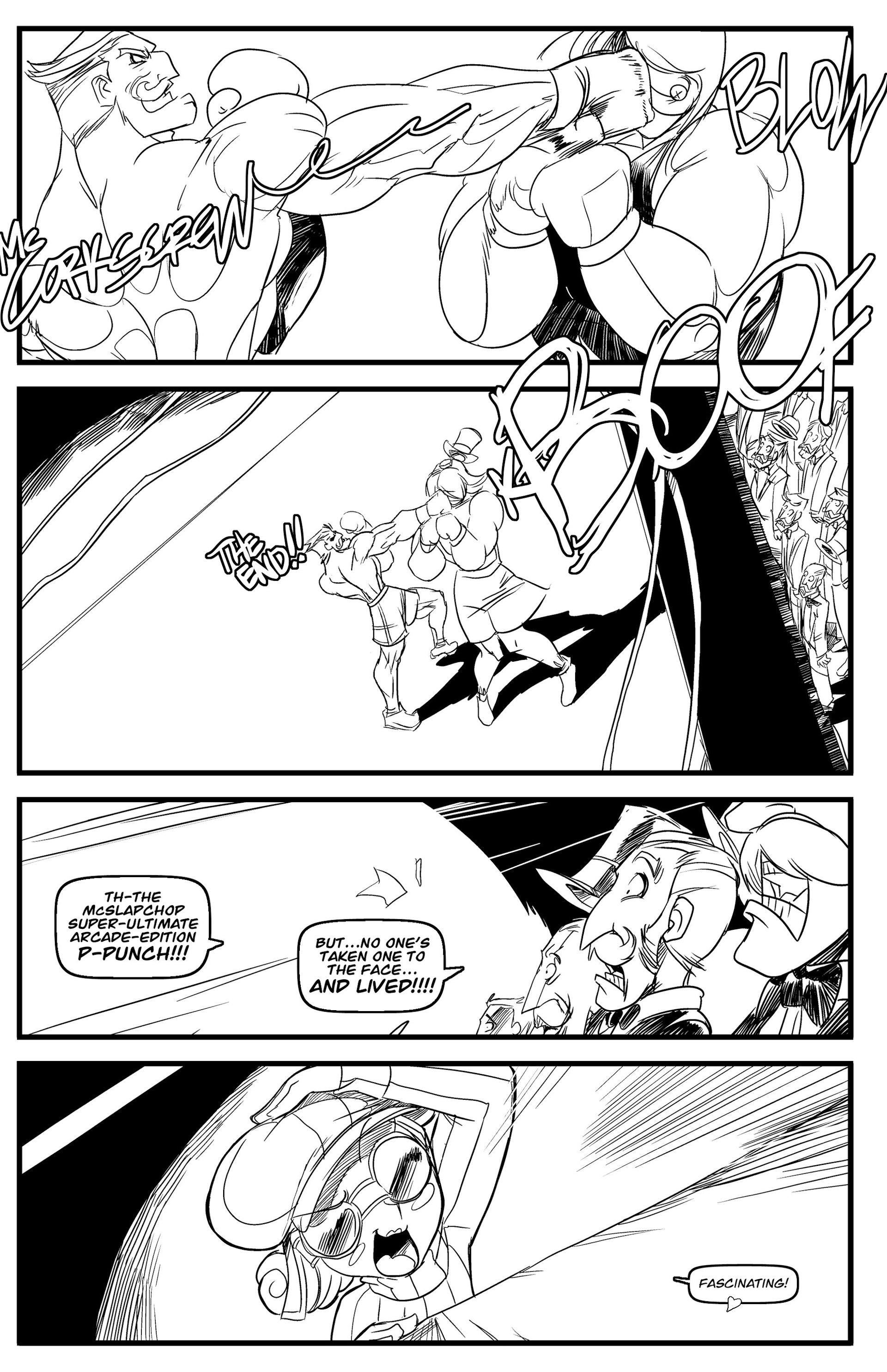 Read online Steampunk Halloween 2012 comic -  Issue # Full - 25