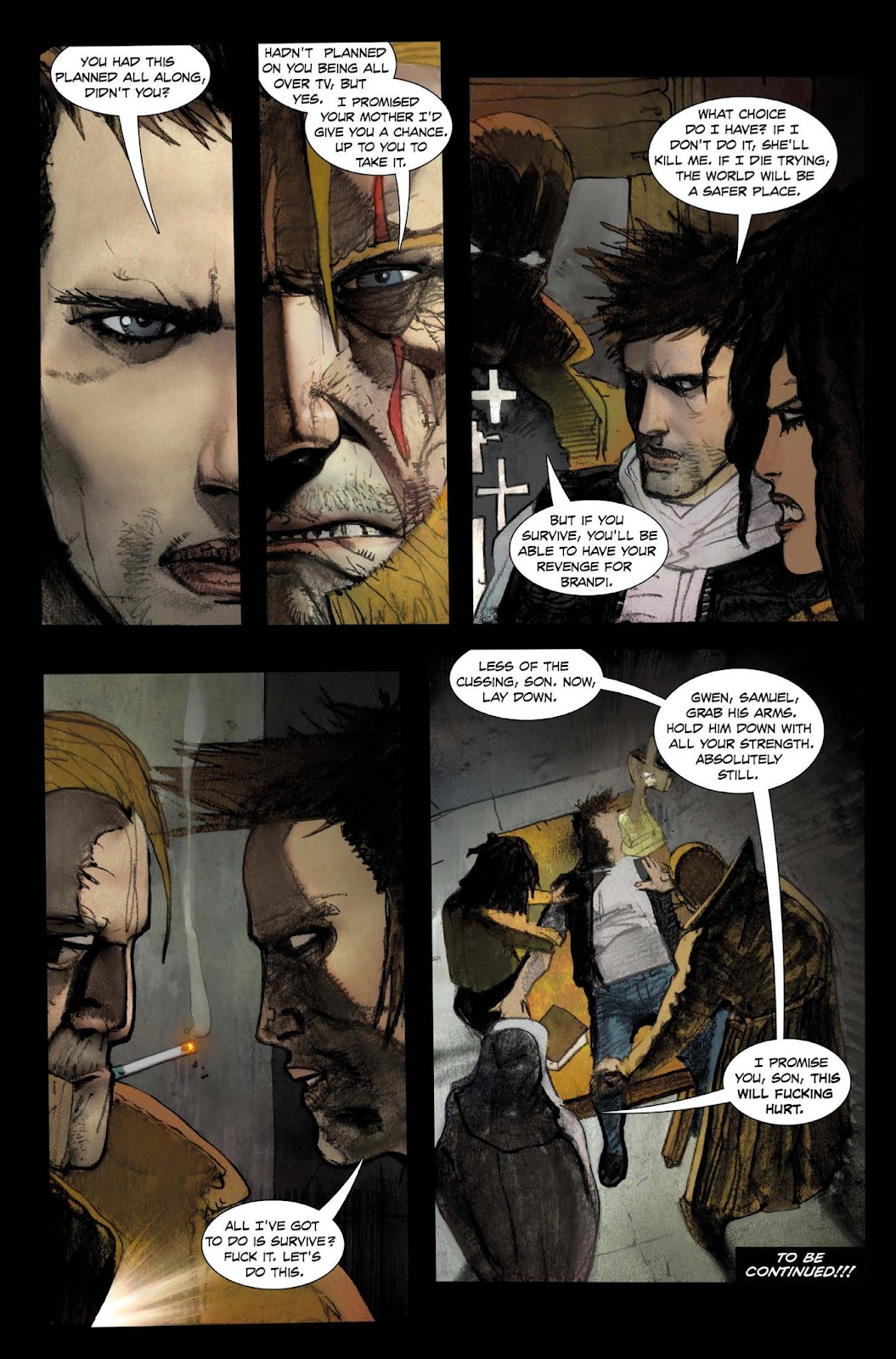 13 Coins issue TPB - Page 99