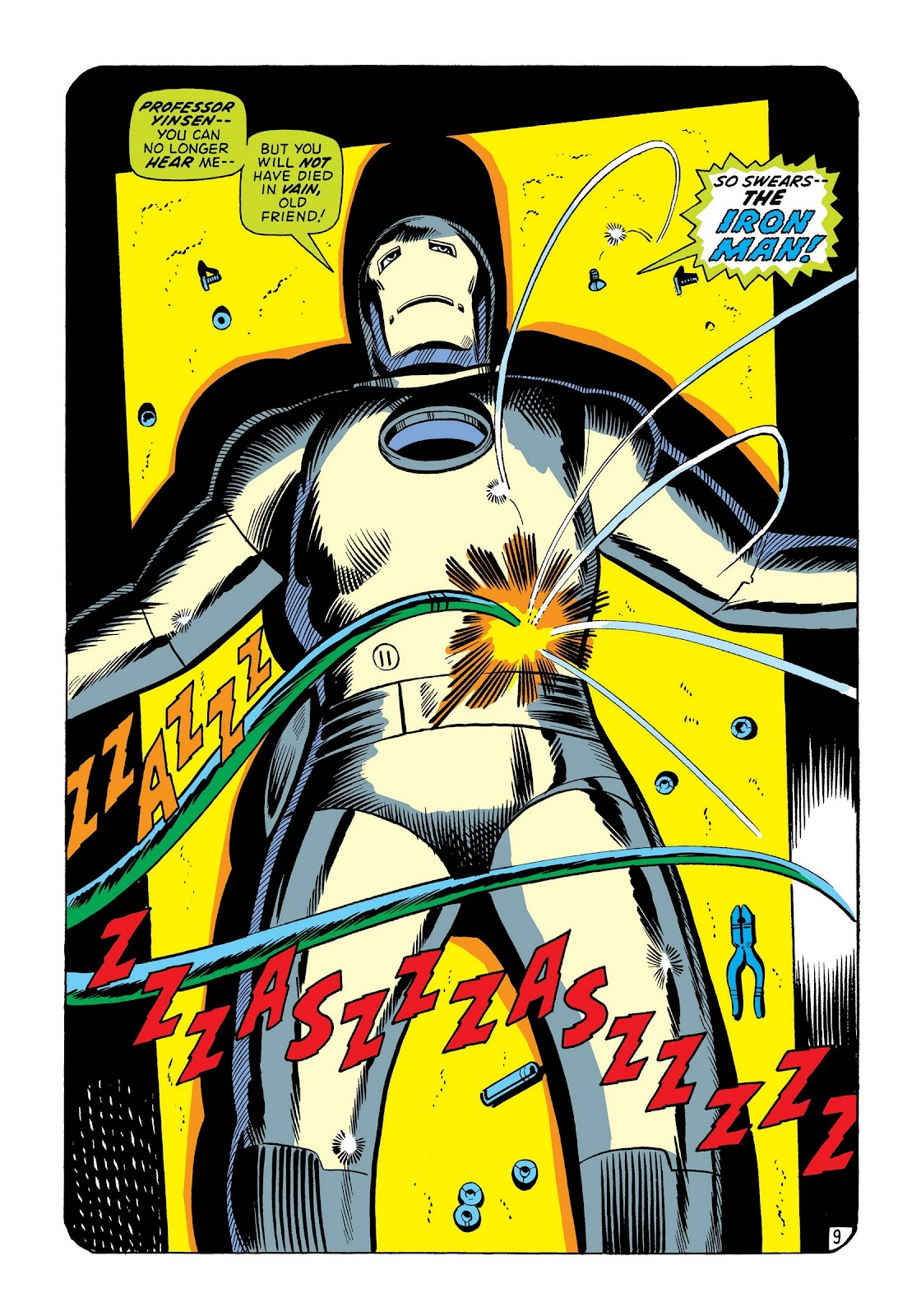 Read online Marvel Masterworks: The Invincible Iron Man comic -  Issue # TPB 8 (Part 2) - 75