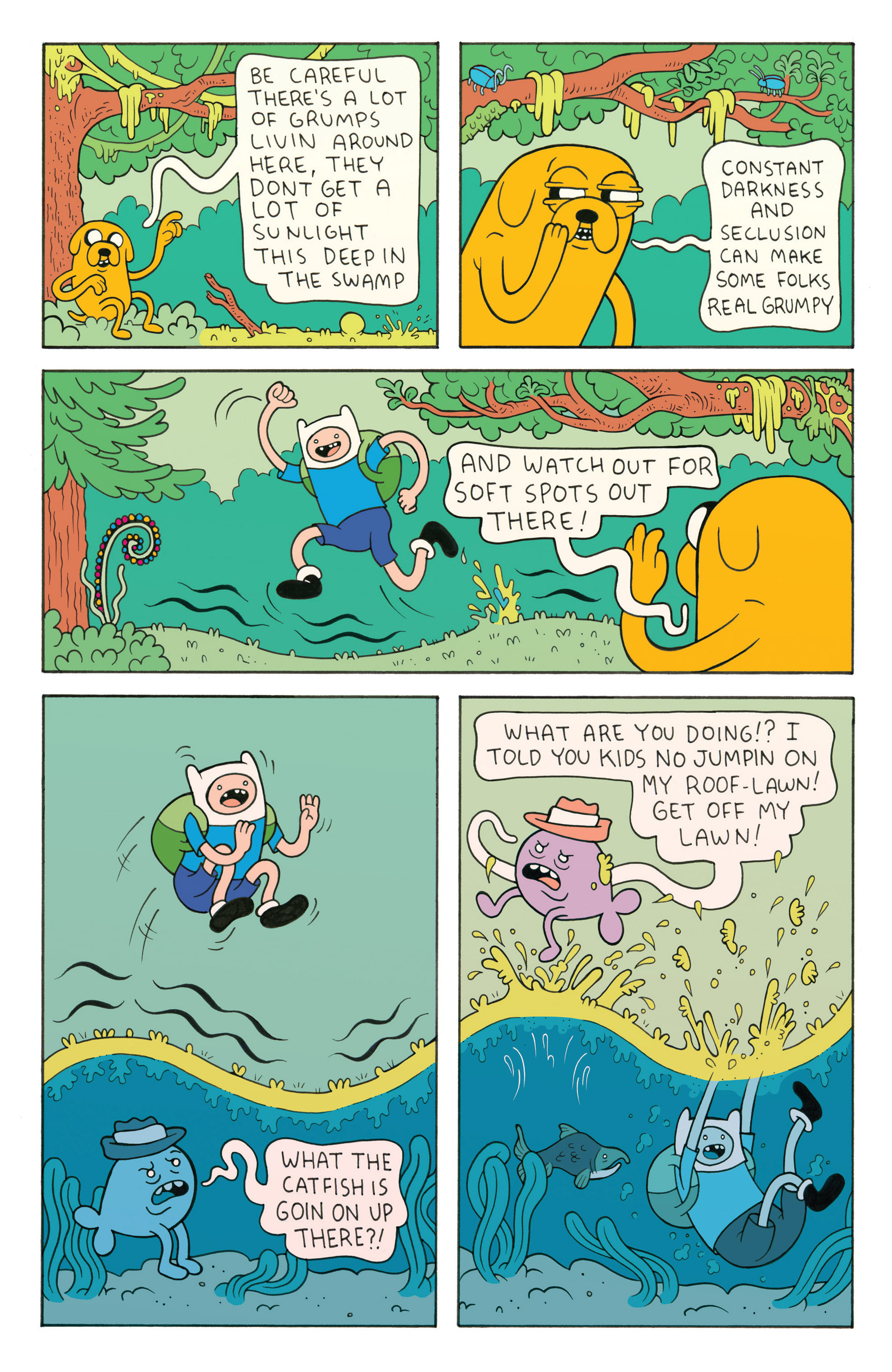 Read online Adventure Time comic -  Issue #26 - 24