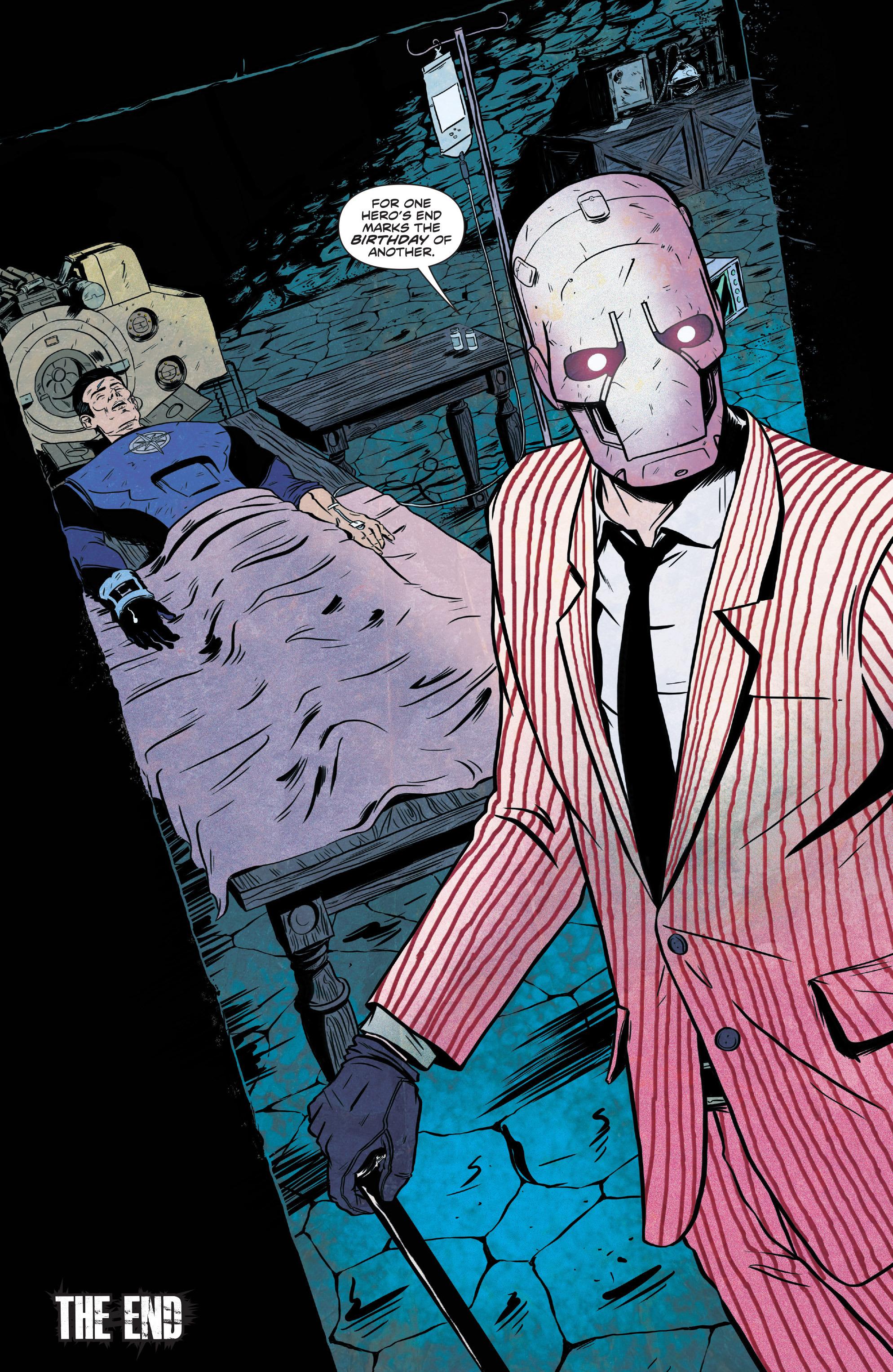 Read online Translucid comic -  Issue #6 - 22