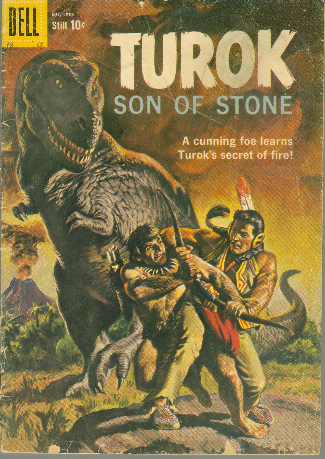 Read online Turok, Son of Stone comic -  Issue #18 - 1
