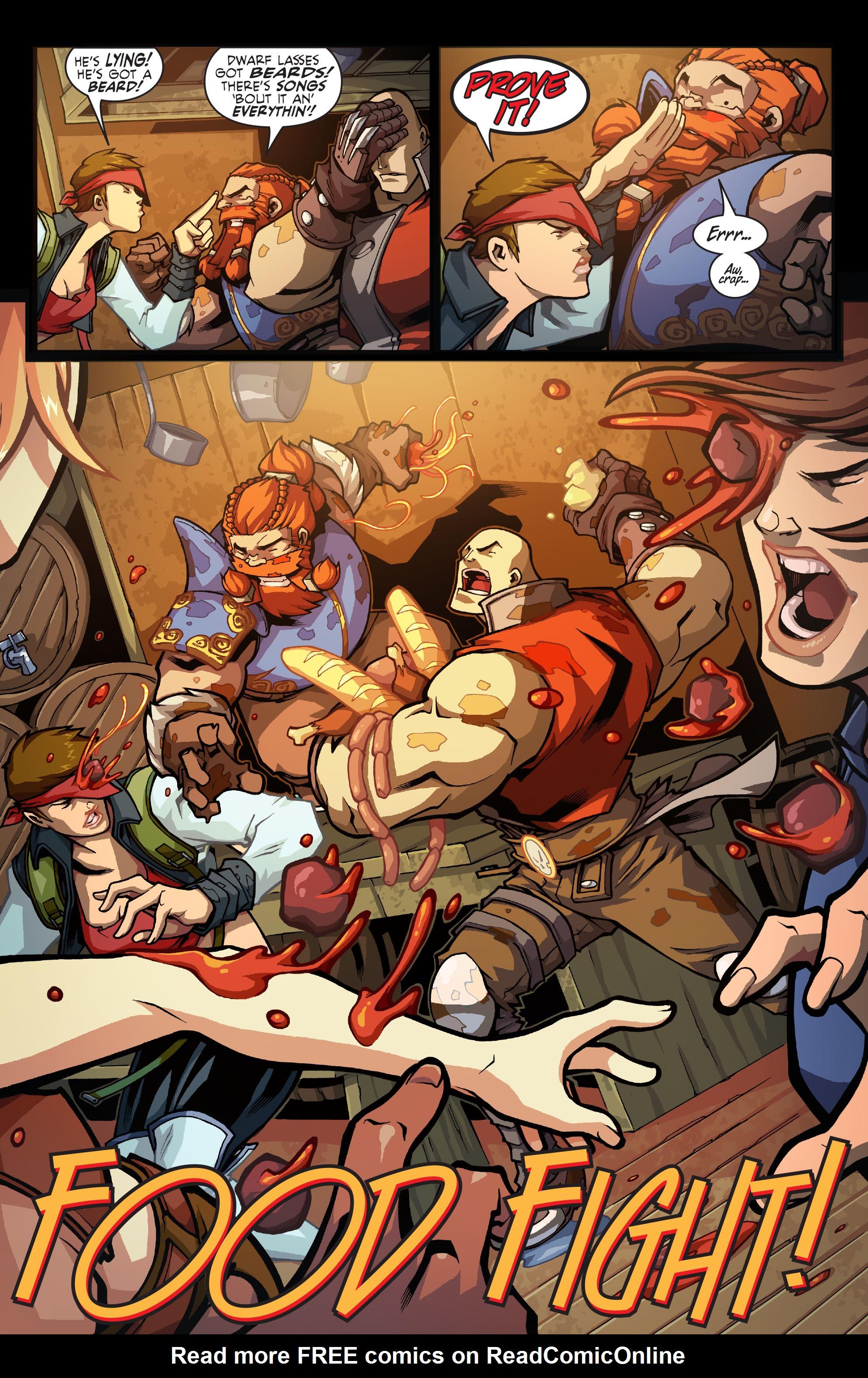 Read online Skullkickers comic -  Issue #13 - 12