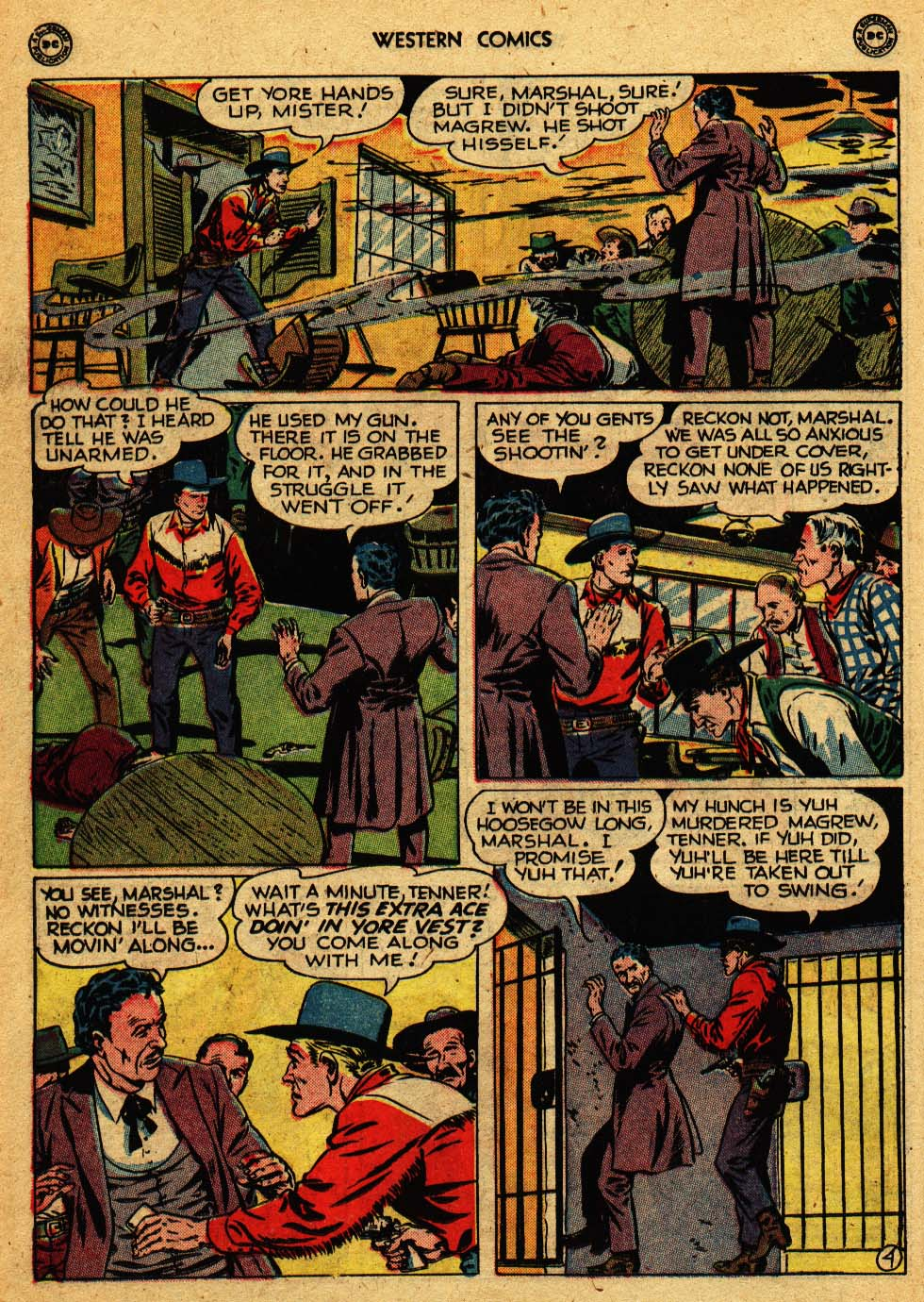 Western Comics issue 9 - Page 18