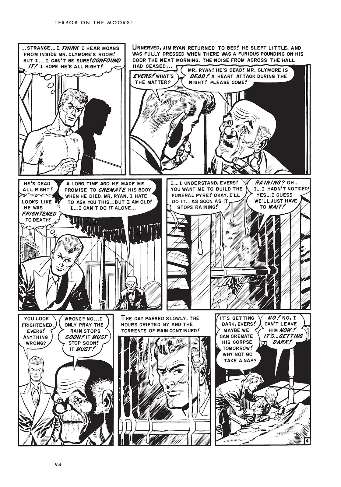Read online Voodoo Vengeance and Other Stories comic -  Issue # TPB (Part 2) - 12