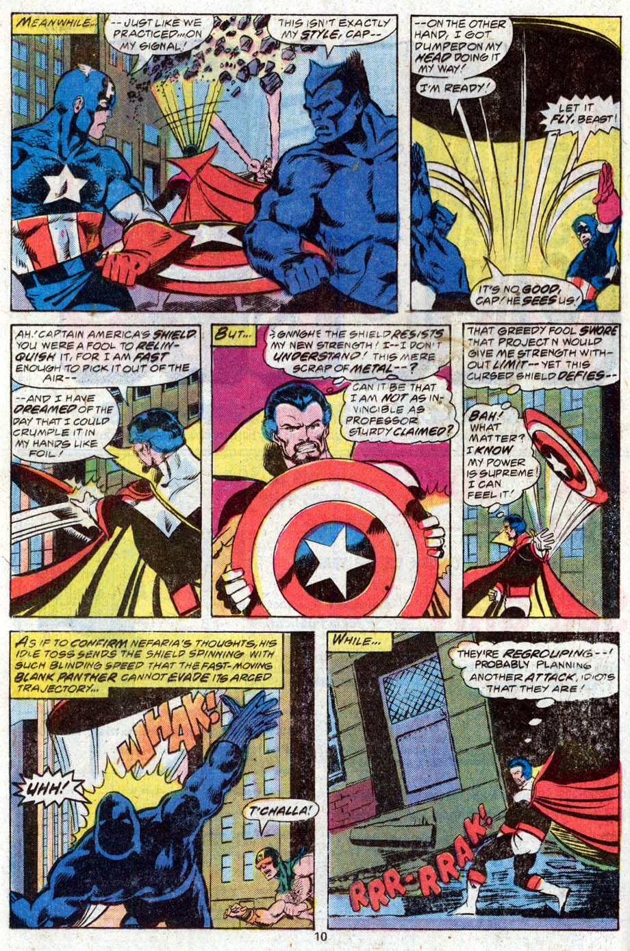 The Avengers (1963) 165 Page 6