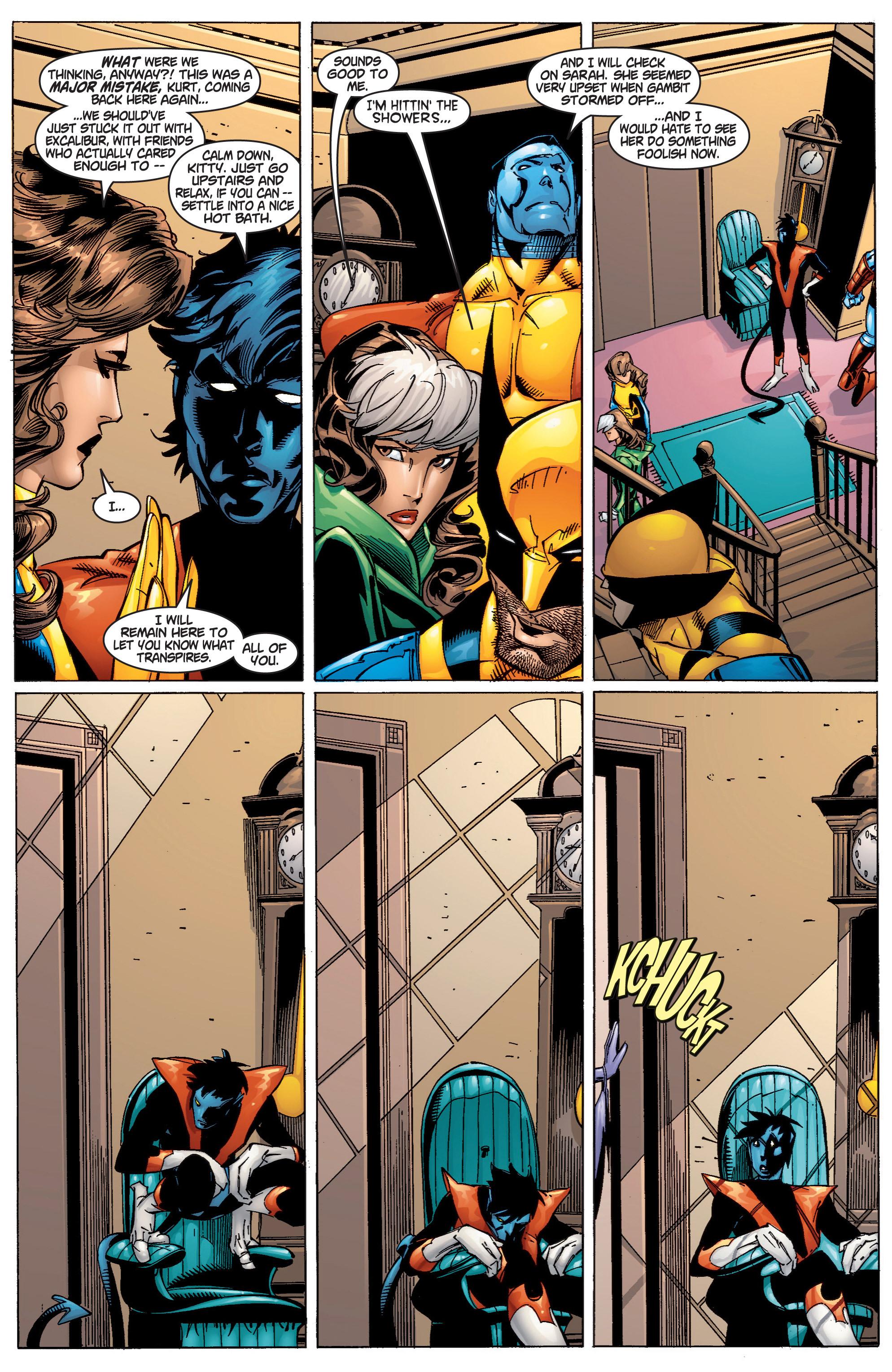 Read online Uncanny X-Men (1963) comic -  Issue #372 - 15