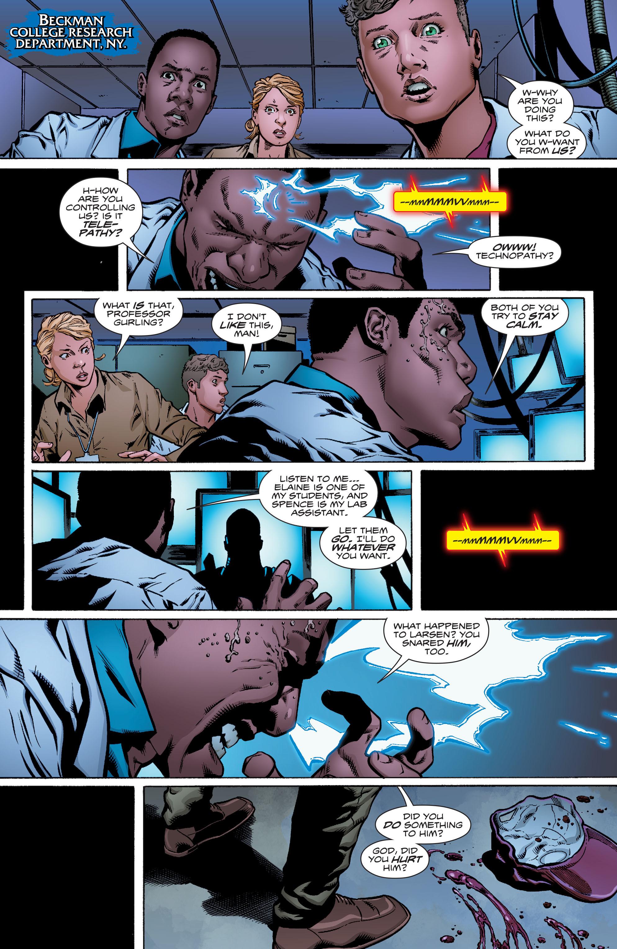 Read online Aquaman (2016) comic -  Issue #16 - 21