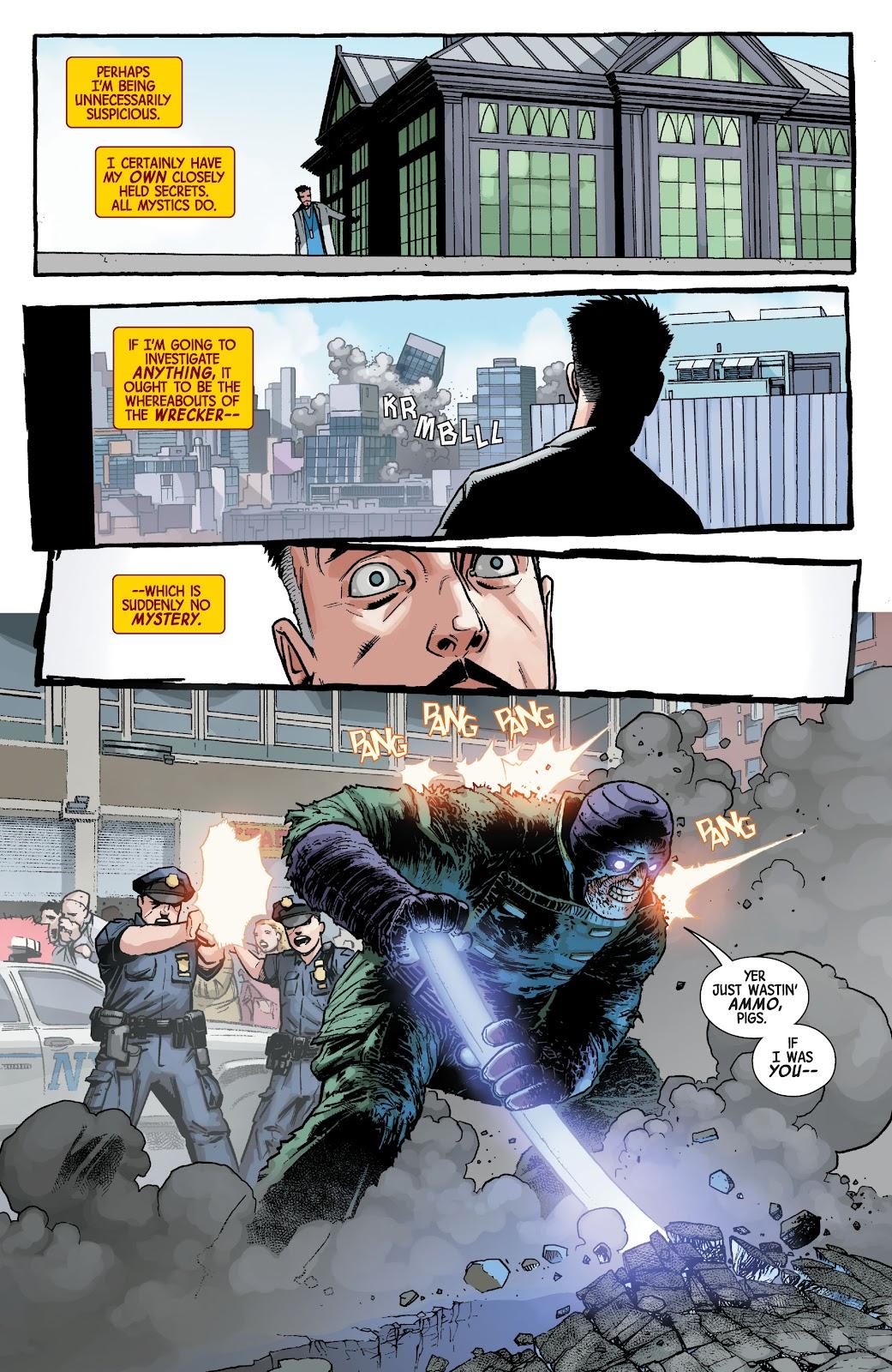 Read online Dr. Strange comic -  Issue #2 - 12