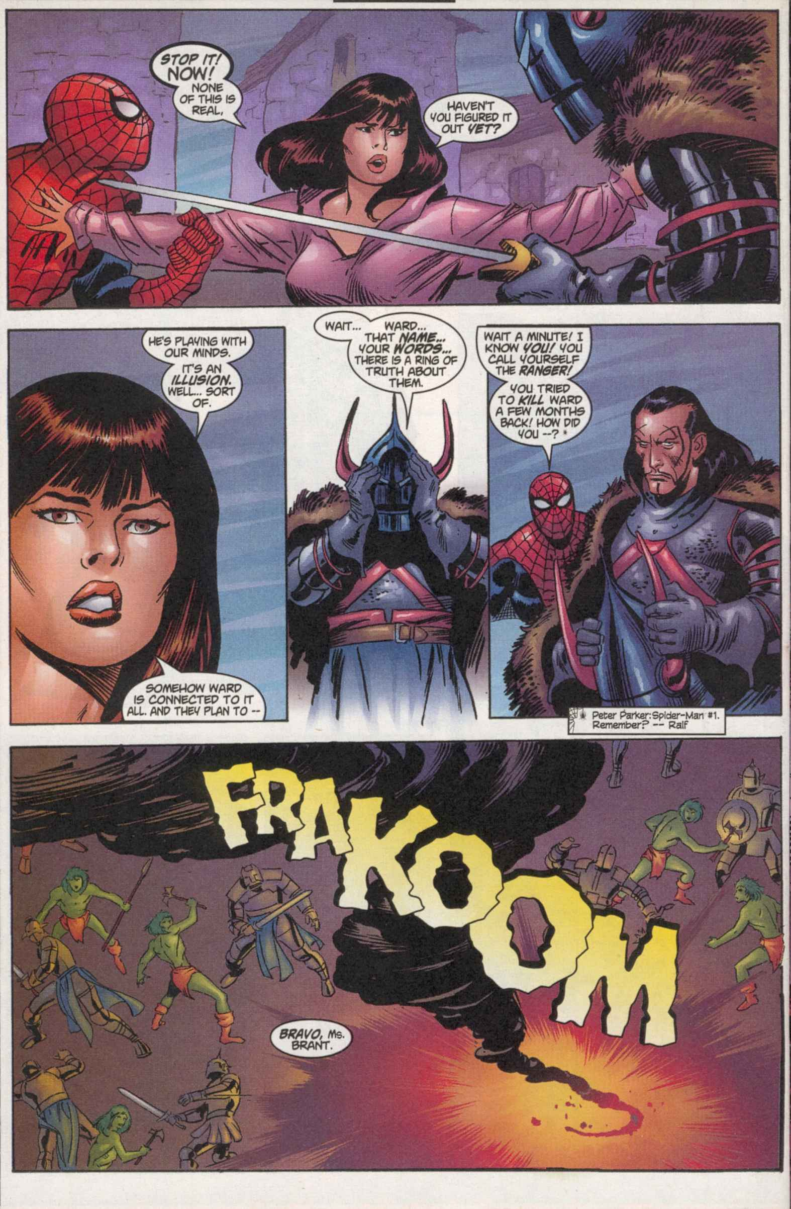The Amazing Spider-Man (1999) _Annual_1 Page 22