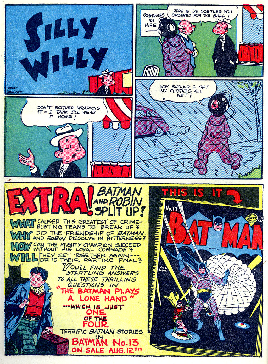 Read online Detective Comics (1937) comic -  Issue #68 - 16