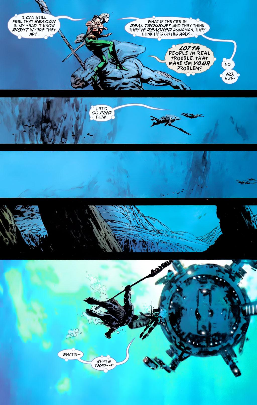 Read online Aquaman: Sword of Atlantis comic -  Issue #42 - 16