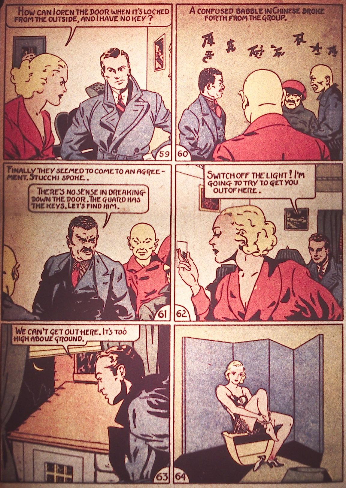 Read online Detective Comics (1937) comic -  Issue #5 - 32