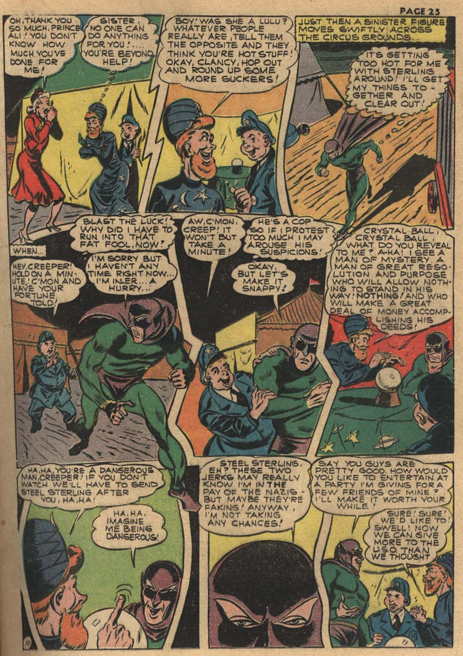 Zip Comics issue 31 - Page 25
