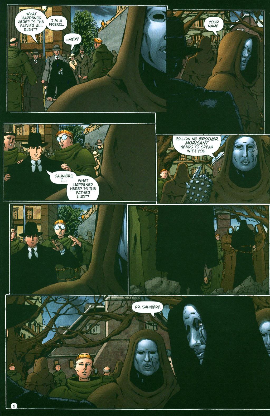 Read online Rex Mundi comic -  Issue #2 - 7