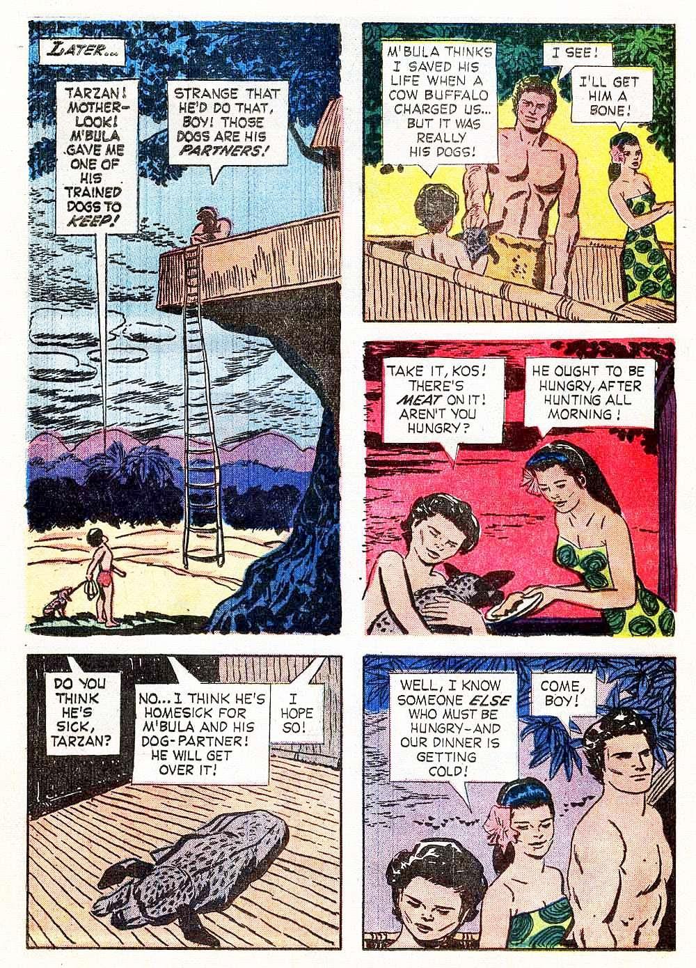 Tarzan (1962) issue 136 - Page 24