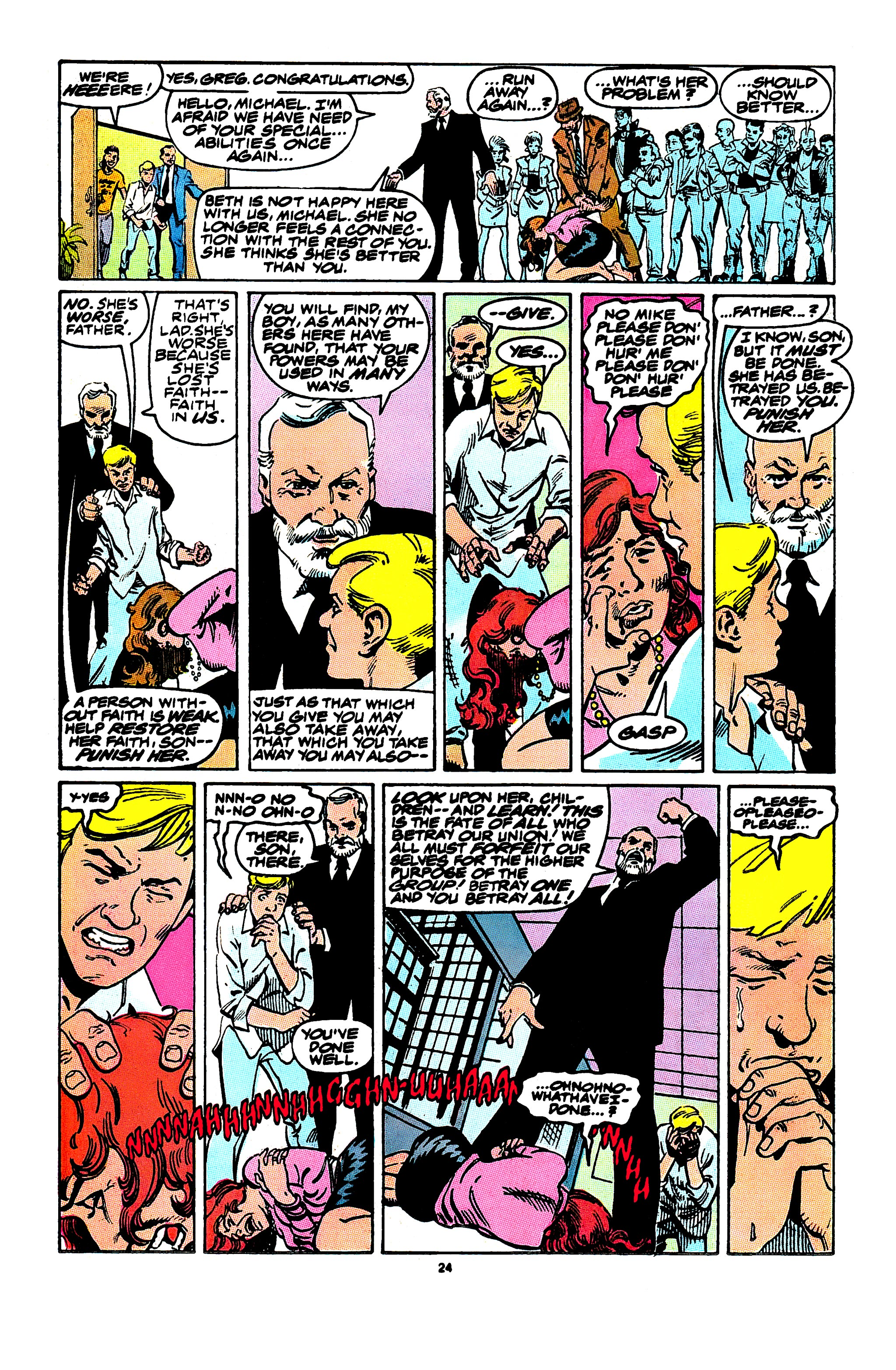 Read online X-Factor (1986) comic -  Issue #47 - 19