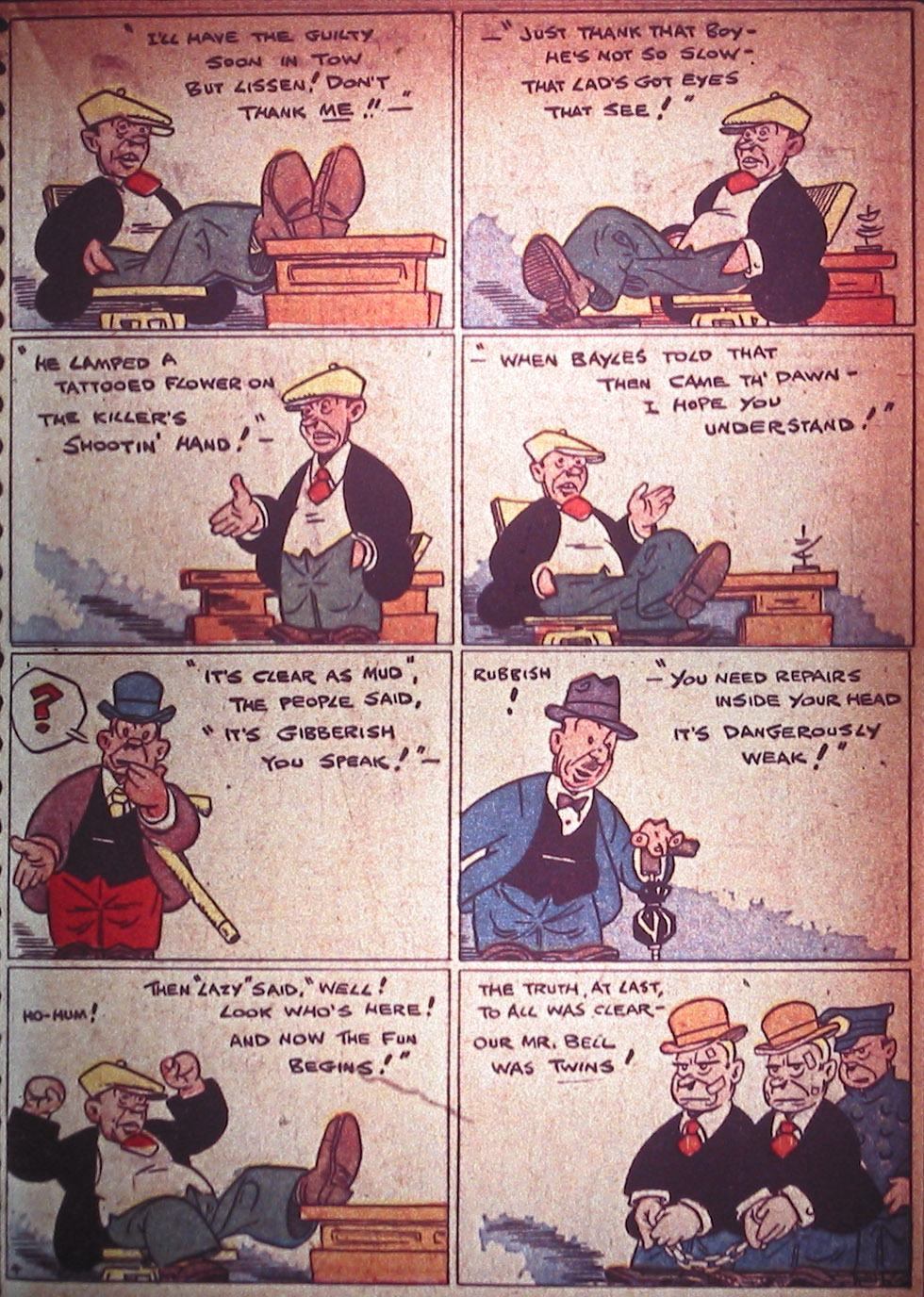 Read online Detective Comics (1937) comic -  Issue #3 - 43