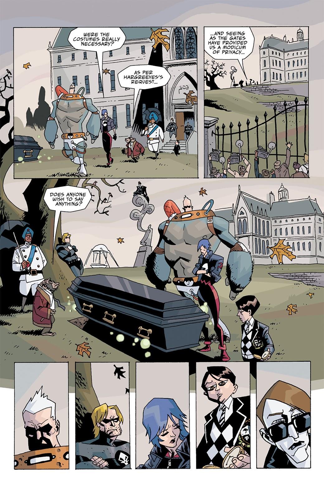 The Umbrella Academy: Apocalypse Suite issue 2 - Page 12