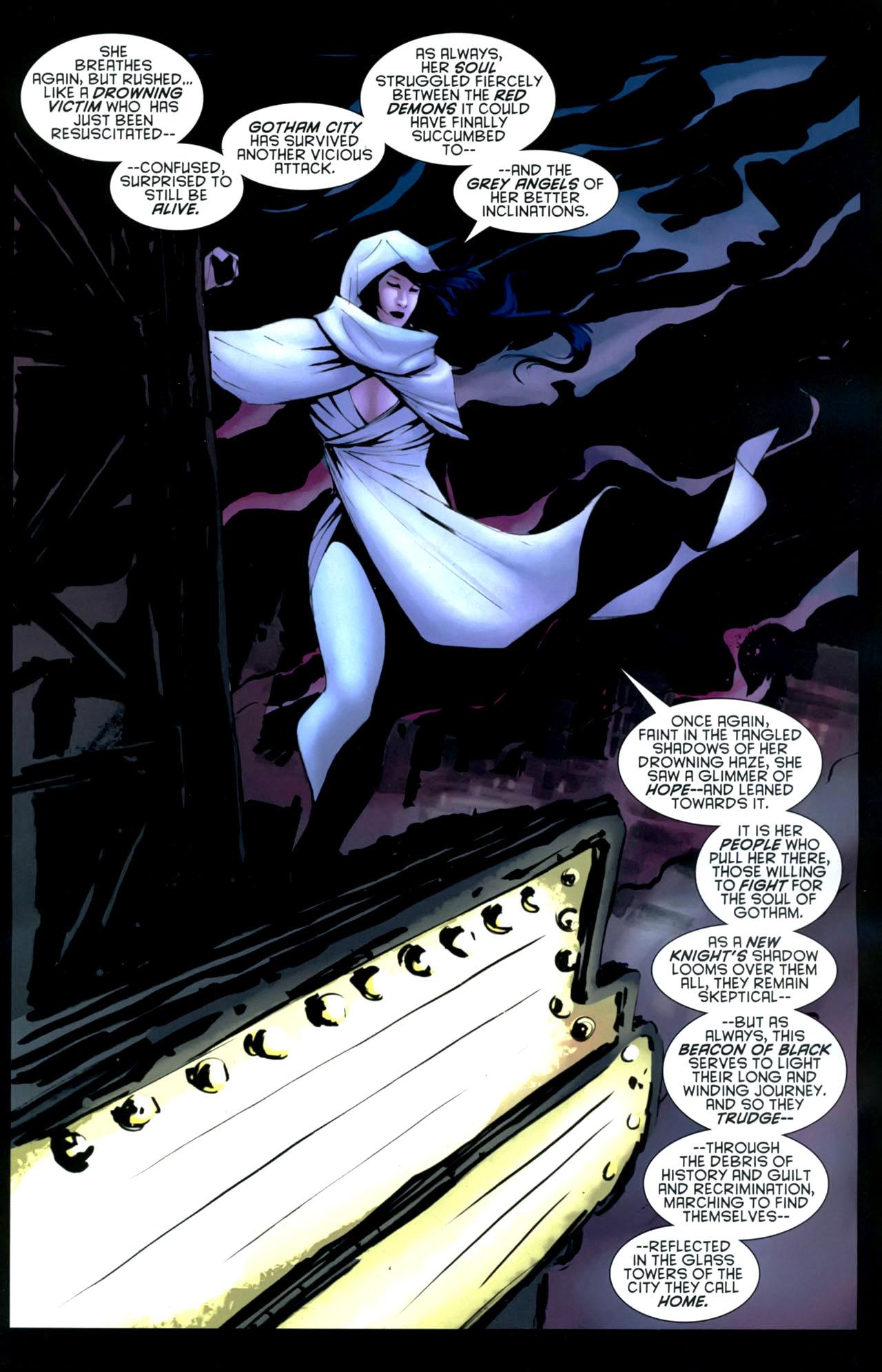 Read online Gotham Gazette comic -  Issue # Issue Batman Alive - 2
