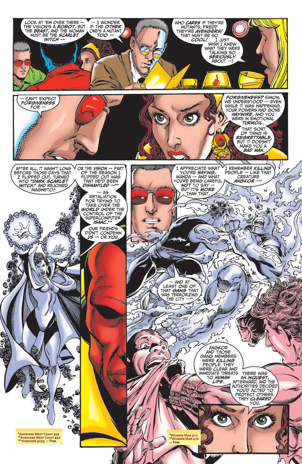 Read online Avengers (1998) comic -  Issue #14 - 10