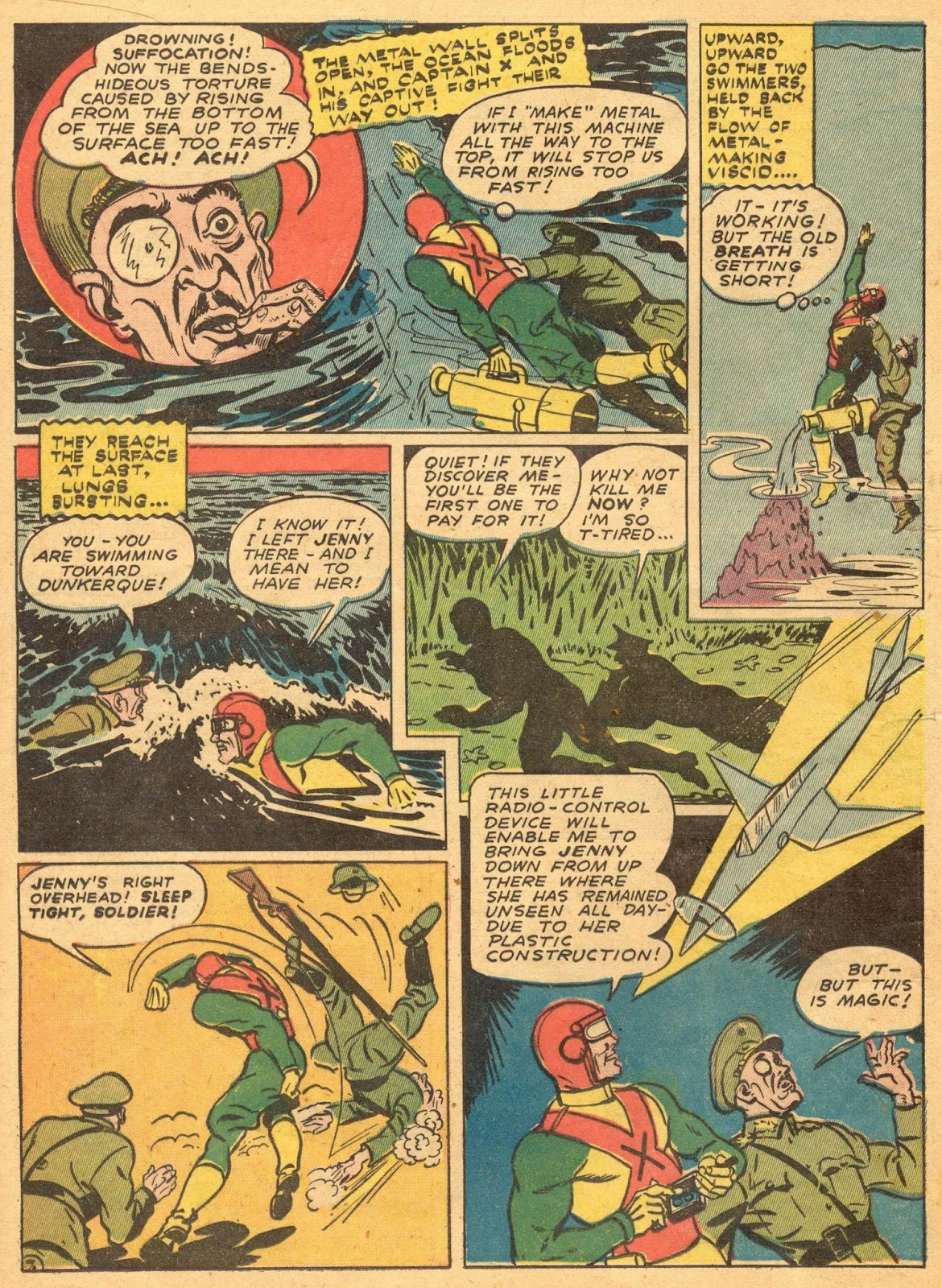 Star Spangled Comics (1941) issue 1 - Page 30