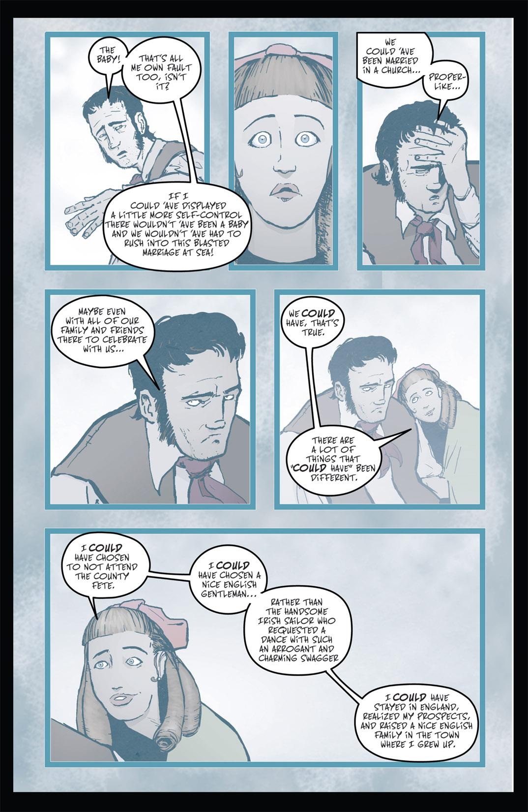 Read online Nightmare World comic -  Issue # Vol. 1 Thirteen Tales of Terror - 11