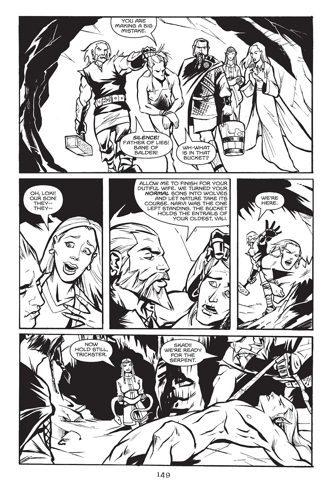 Read online Gods of Asgard comic -  Issue # TPB (Part 2) - 51