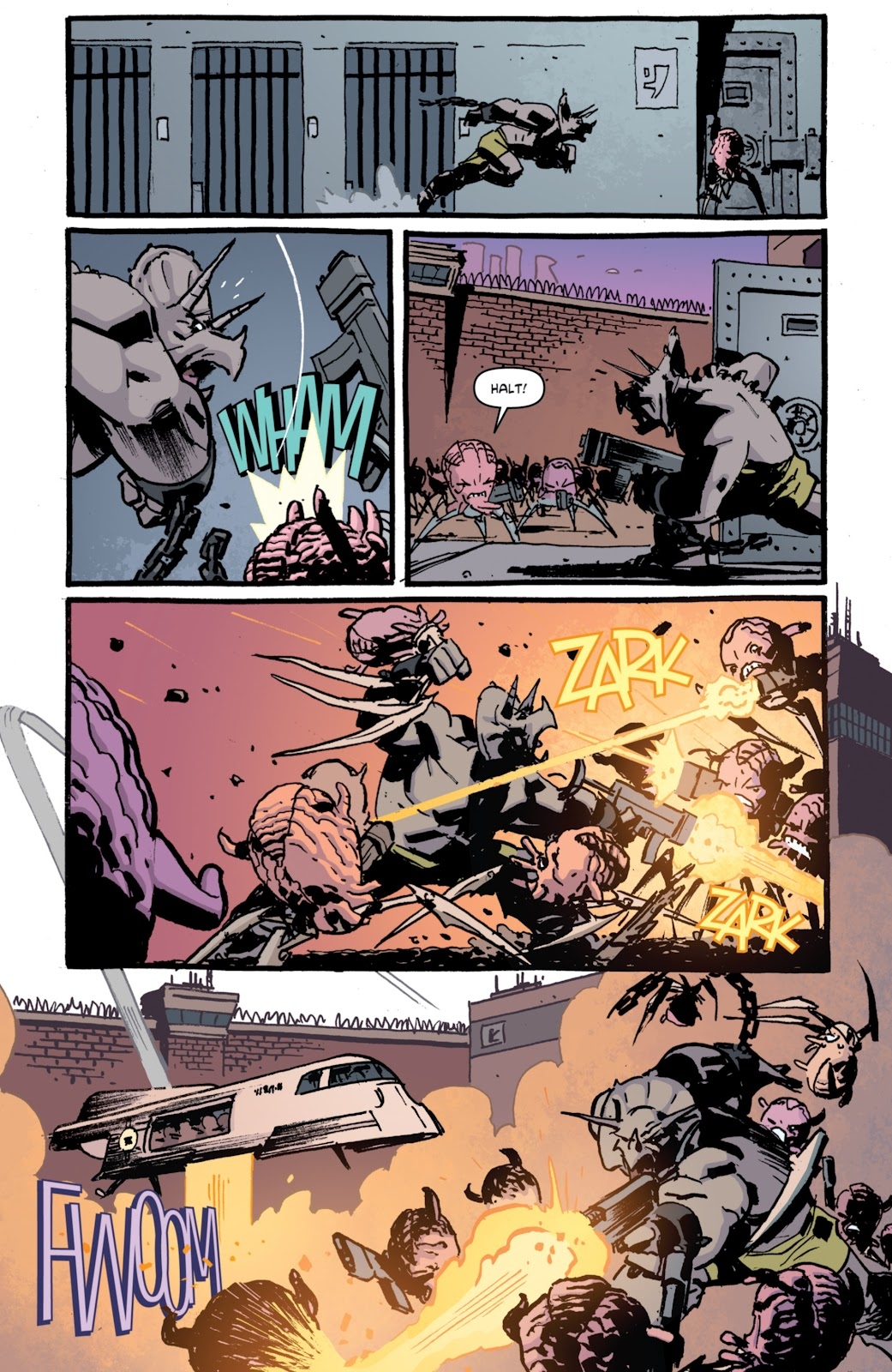 Read online Teenage Mutant Ninja Turtles: The IDW Collection comic -  Issue # TPB 4 (Part 1) - 84