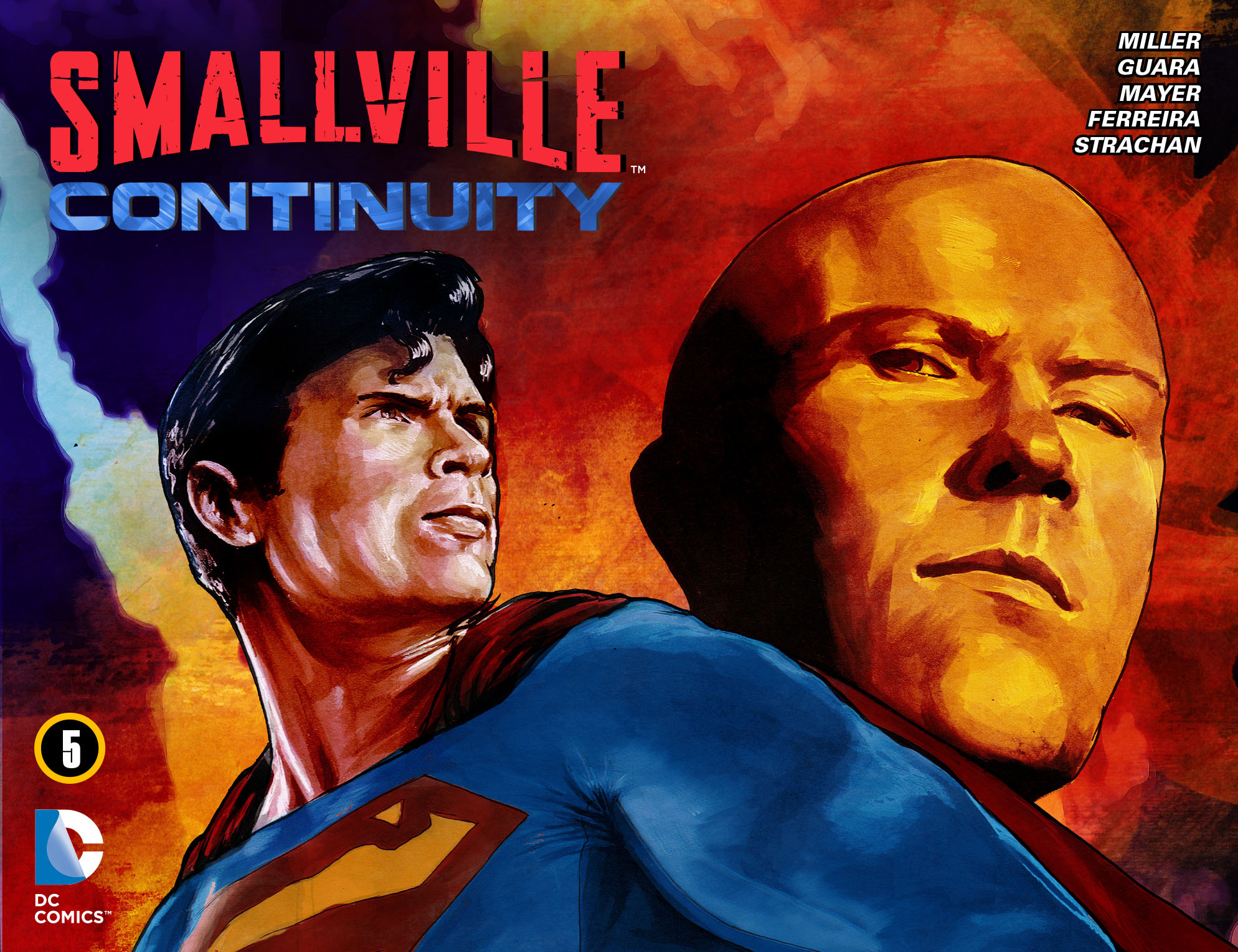 Read online Smallville: Continuity comic -  Issue #5 - 1