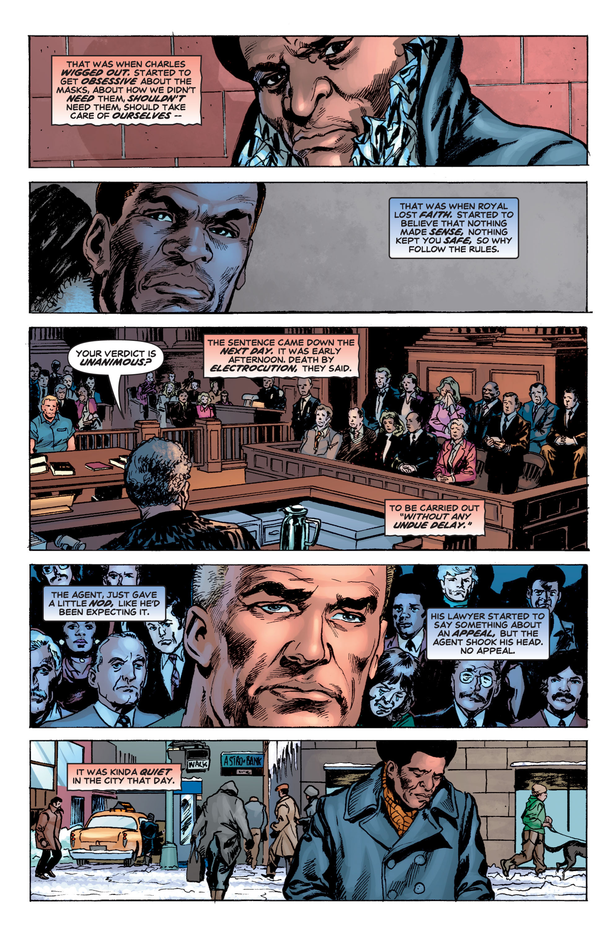 Read online Astro City: Dark Age/Book One comic -  Issue #3 - 24