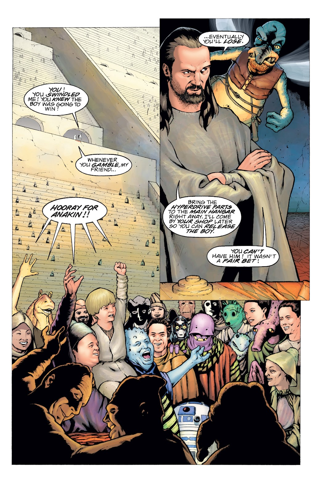 Read online Star Wars Legends: Rise of the Sith - Epic Collection comic -  Issue # TPB 2 (Part 4) - 91