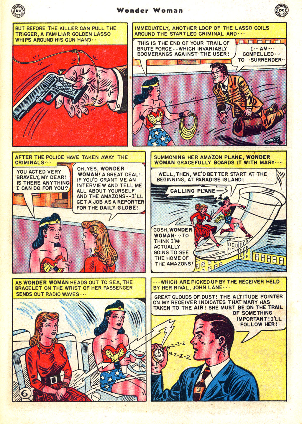 Read online Wonder Woman (1942) comic -  Issue #45 - 8