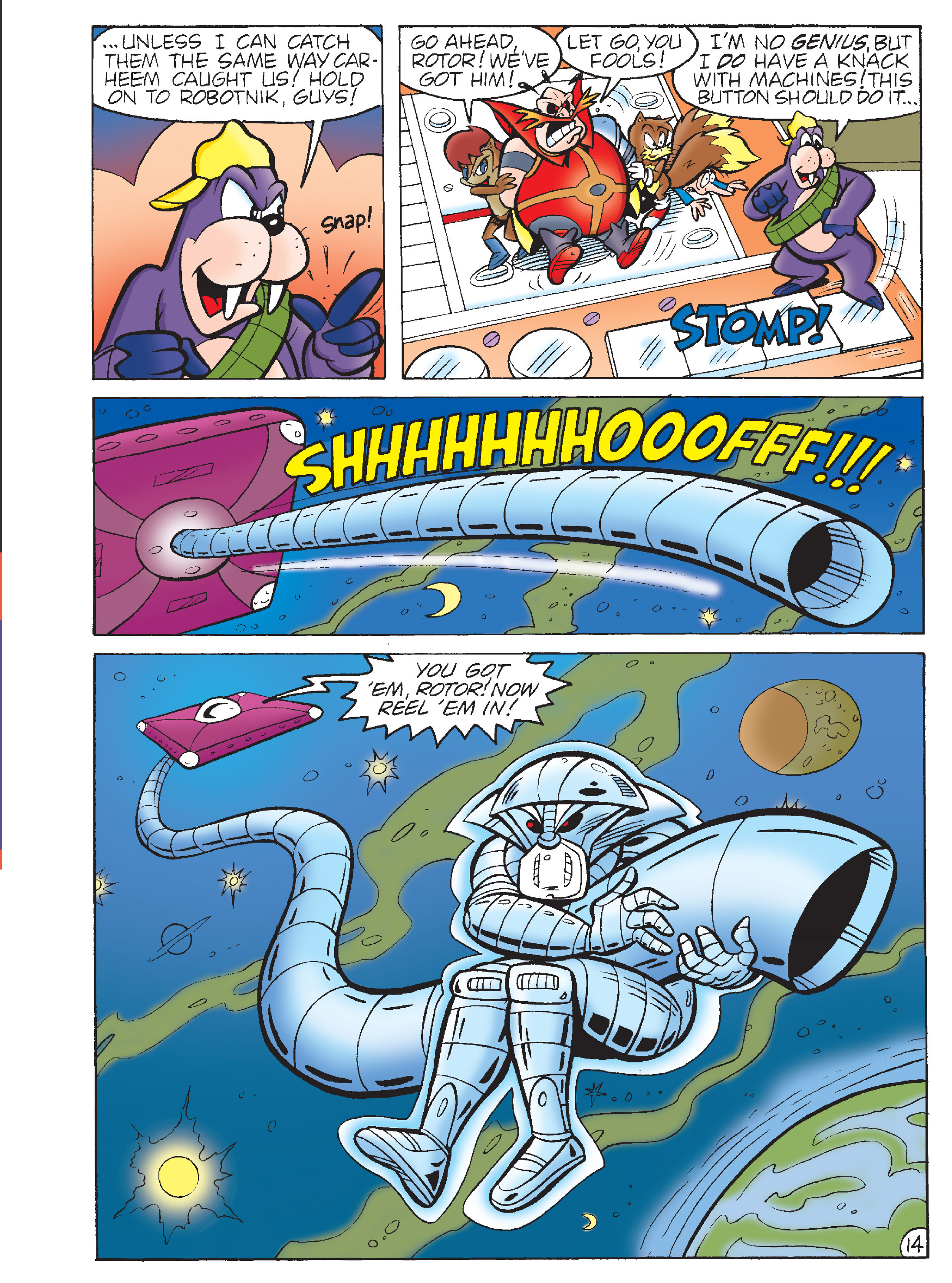 Read online Sonic Super Digest comic -  Issue #7 - 112