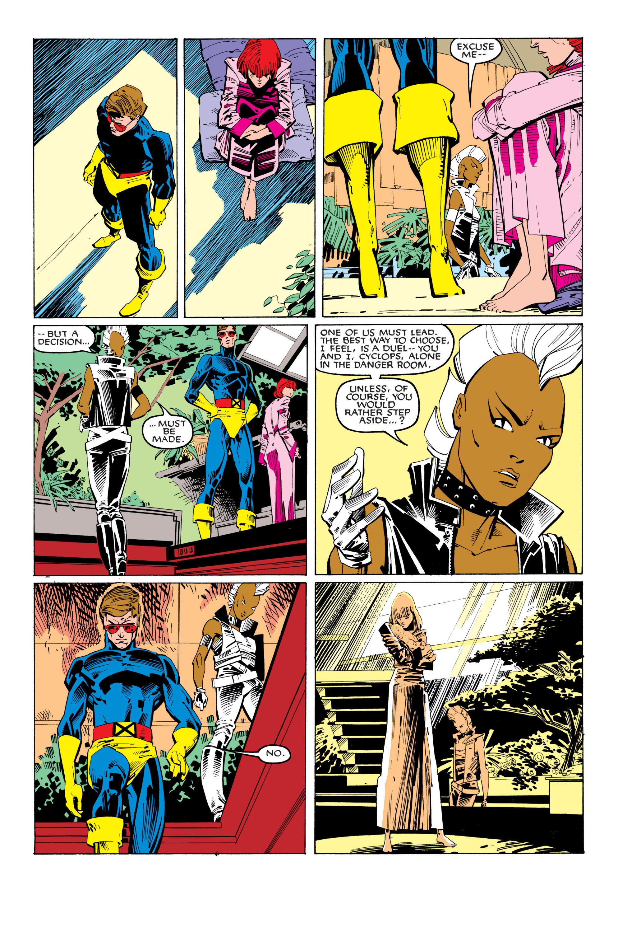 Read online Uncanny X-Men (1963) comic -  Issue #201 - 15