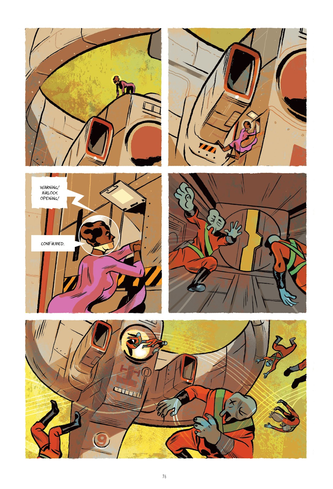 Read online Infinity 8 comic -  Issue # _TPB 3 - 76