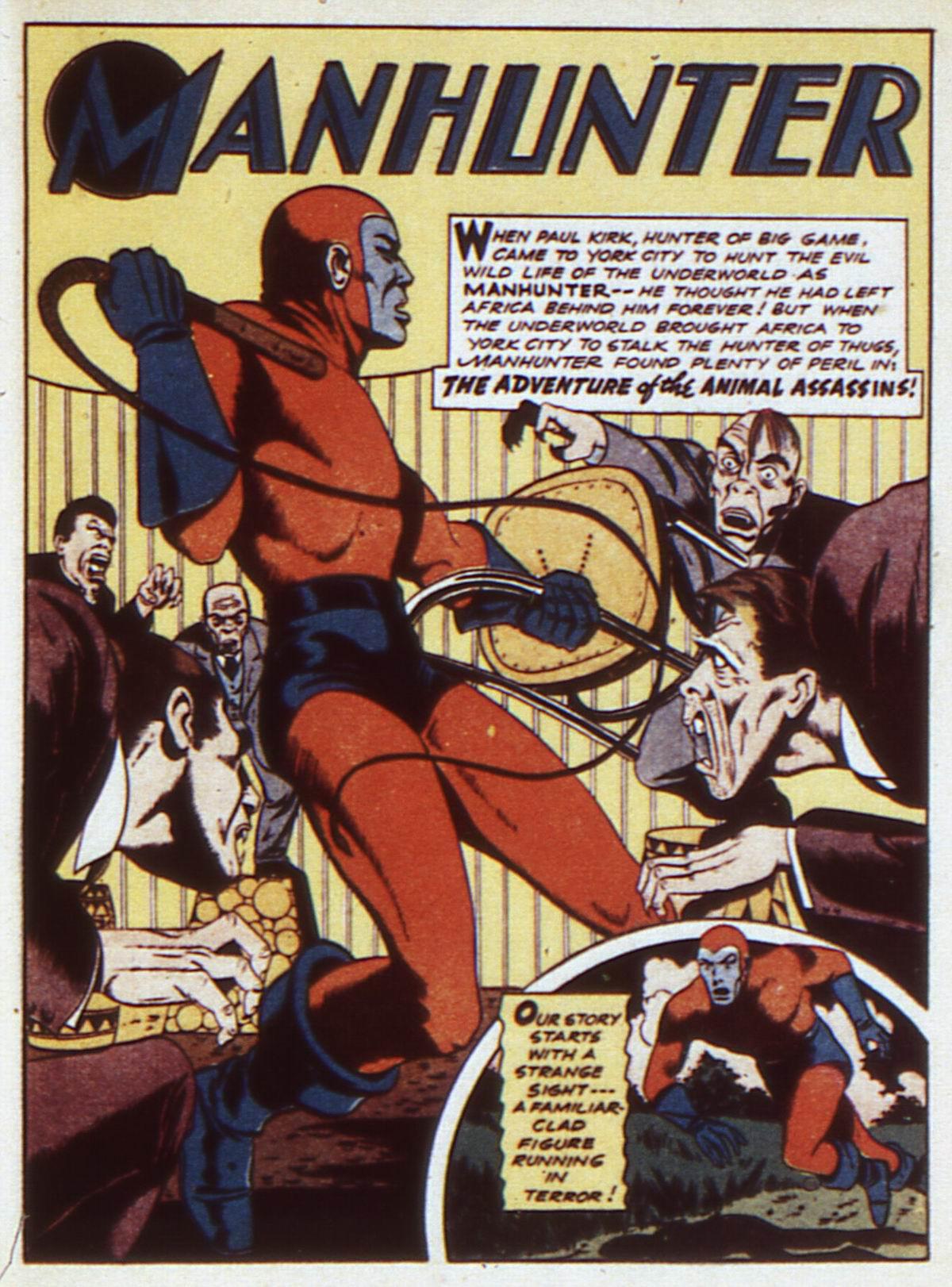 Read online Adventure Comics (1938) comic -  Issue #84 - 47