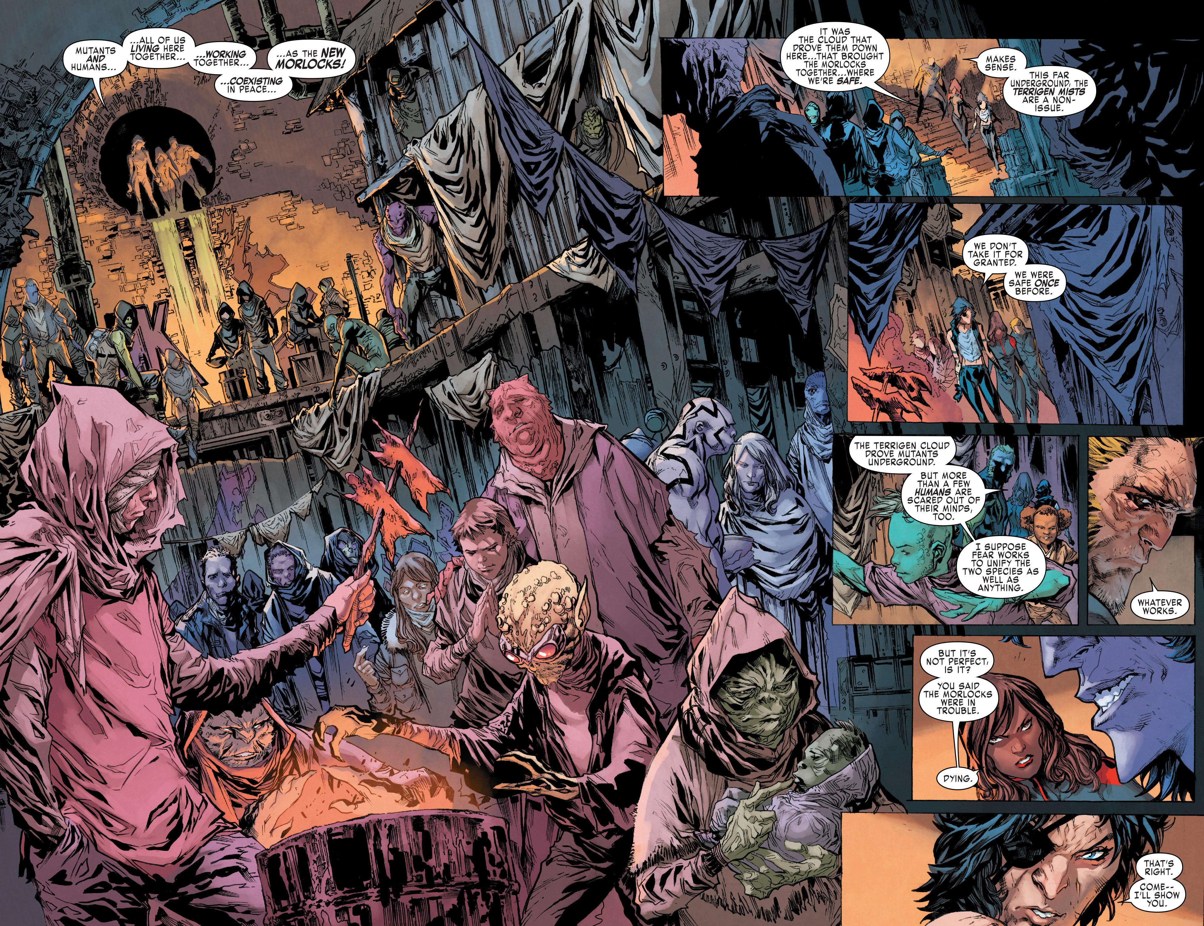 Read online Uncanny X-Men (2016) comic -  Issue #7 - 10