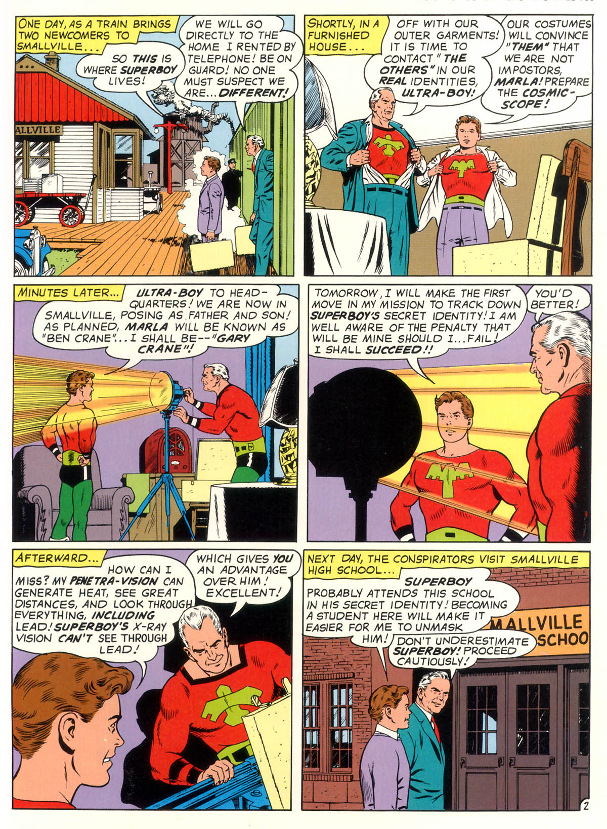 Read online Adventure Comics (1938) comic -  Issue #497 - 13