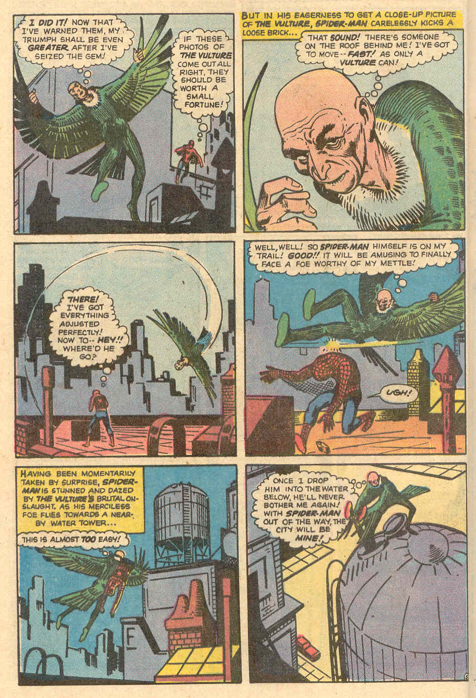 The Amazing Spider-Man (1963) _Annual_7 Page 16