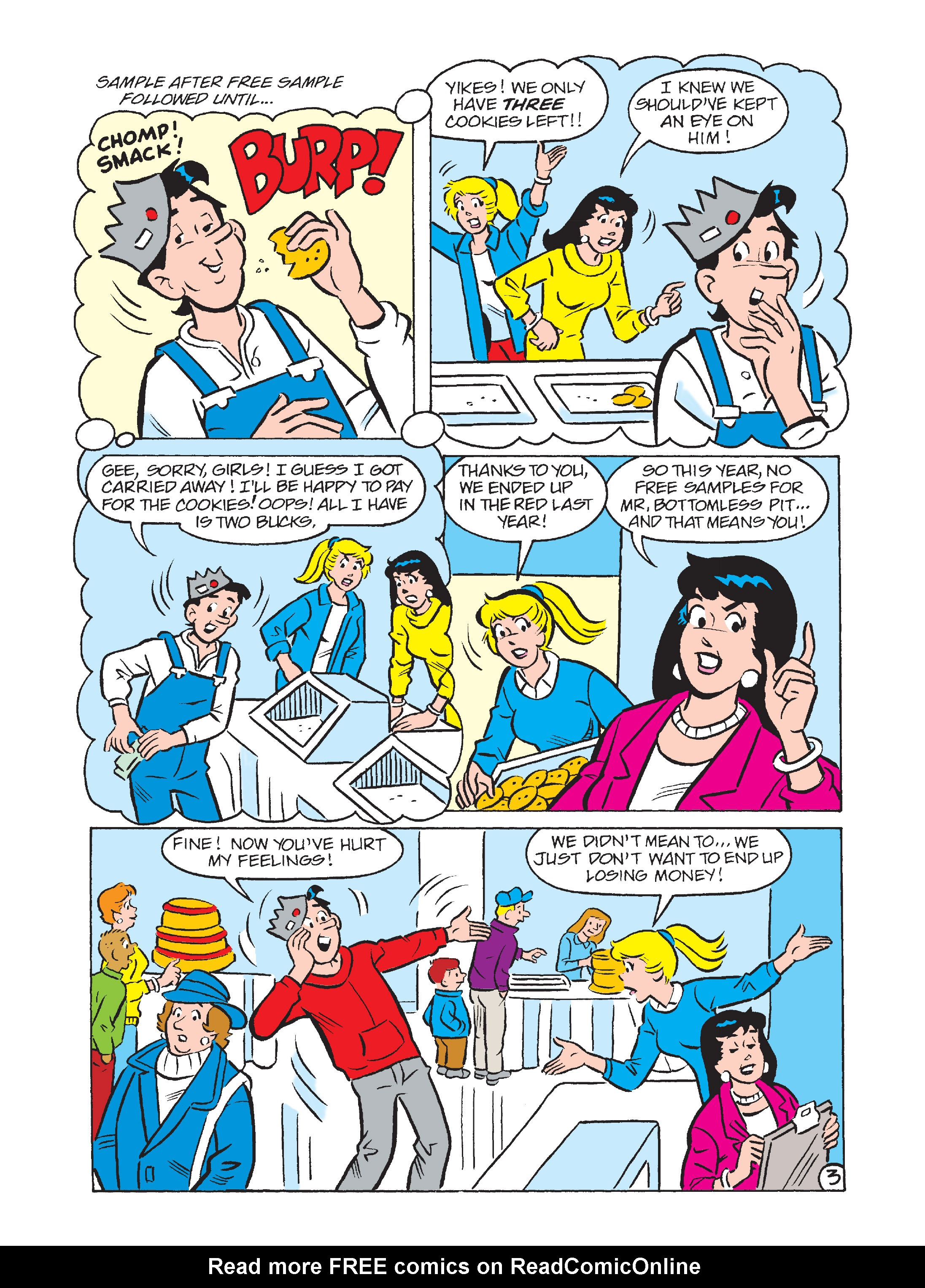 Read online Archie's Funhouse Double Digest comic -  Issue #12 - 88