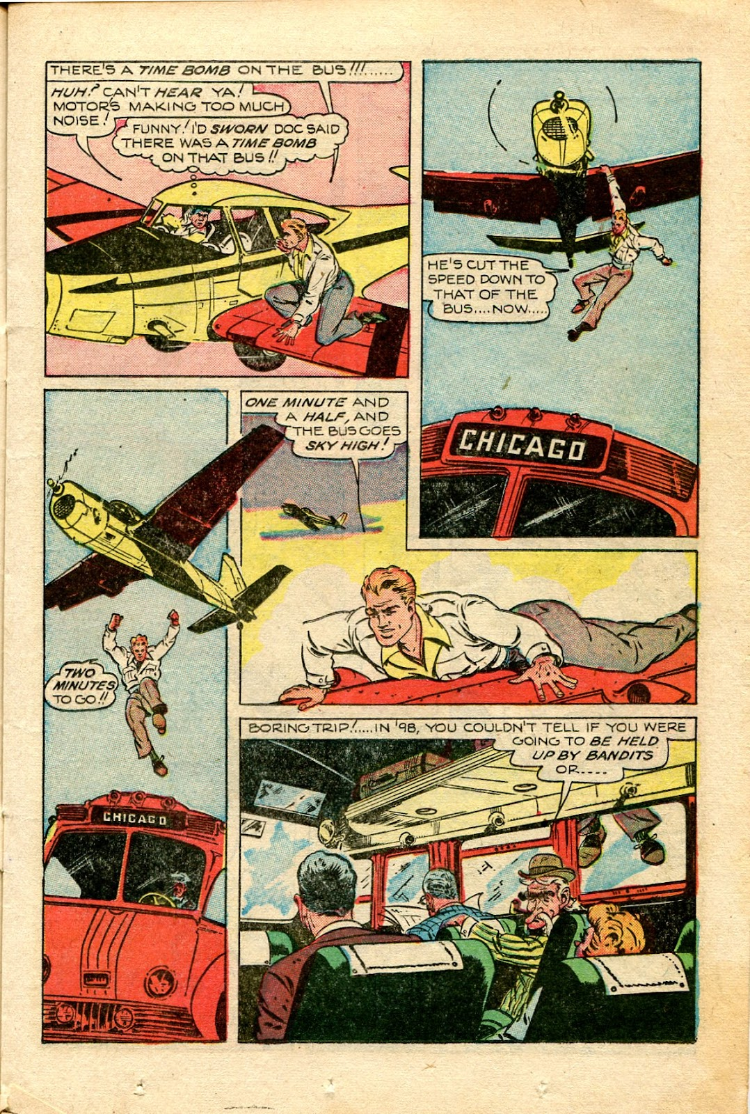 Shadow Comics issue 81 - Page 19