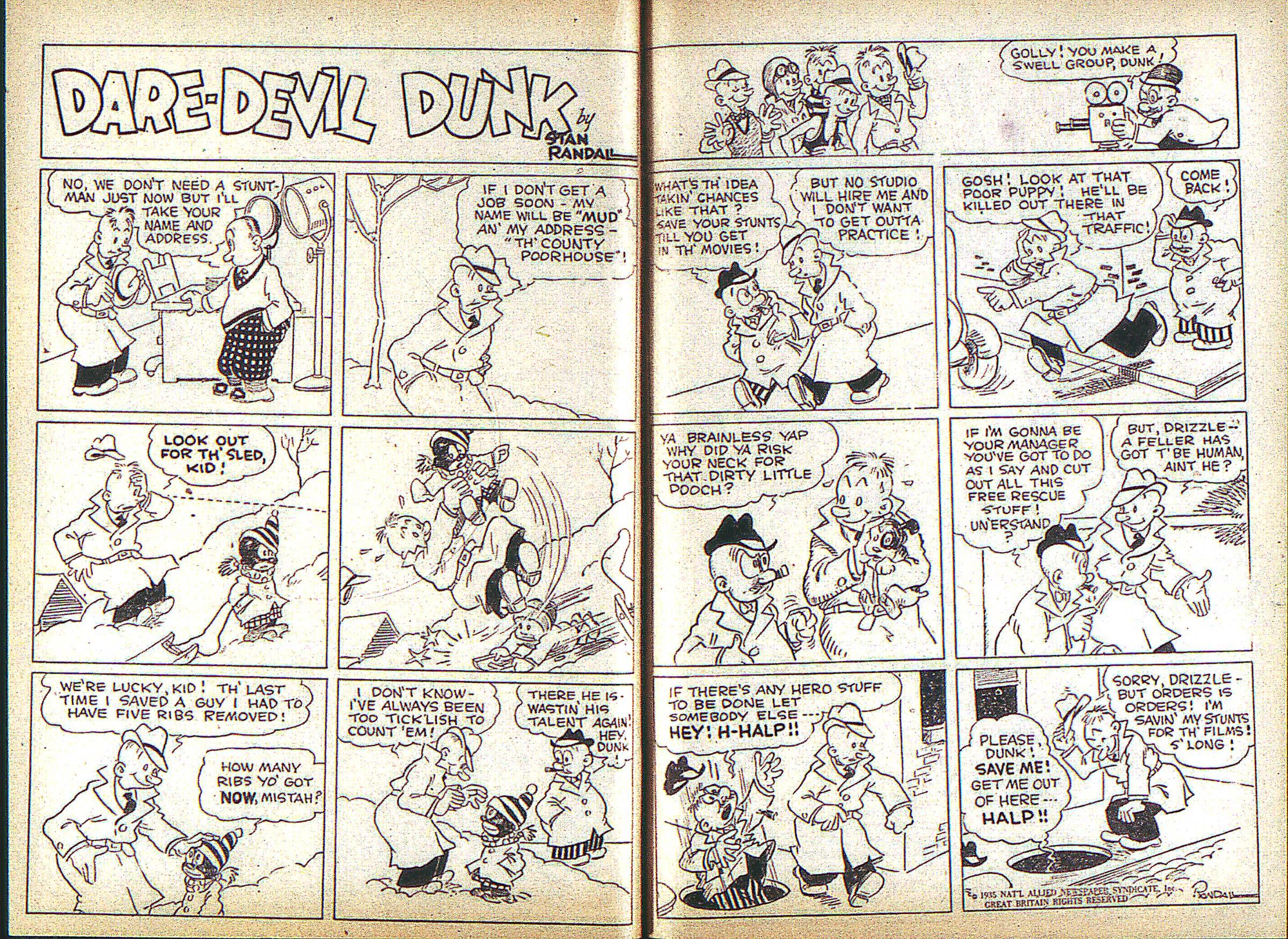 Read online Adventure Comics (1938) comic -  Issue #3 - 19