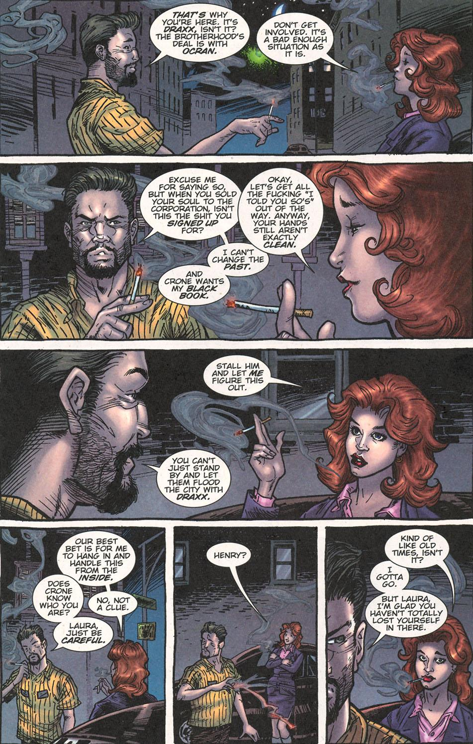 Read online The Exterminators comic -  Issue #15 - 9