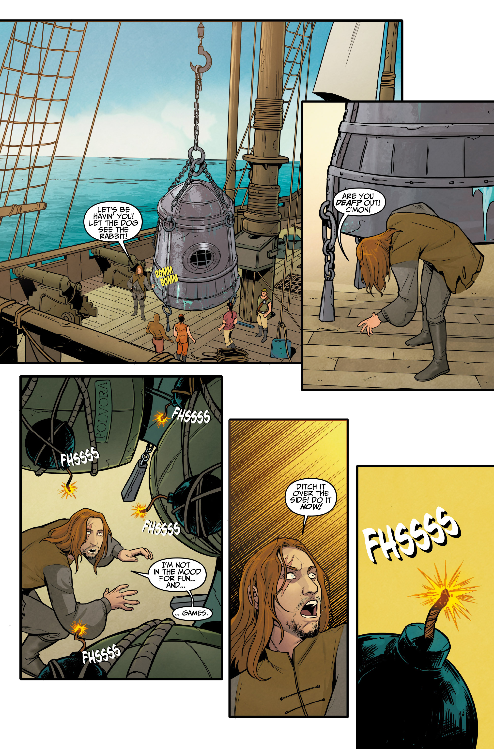 Read online Assassin's Creed: Reflections comic -  Issue #3 - 13