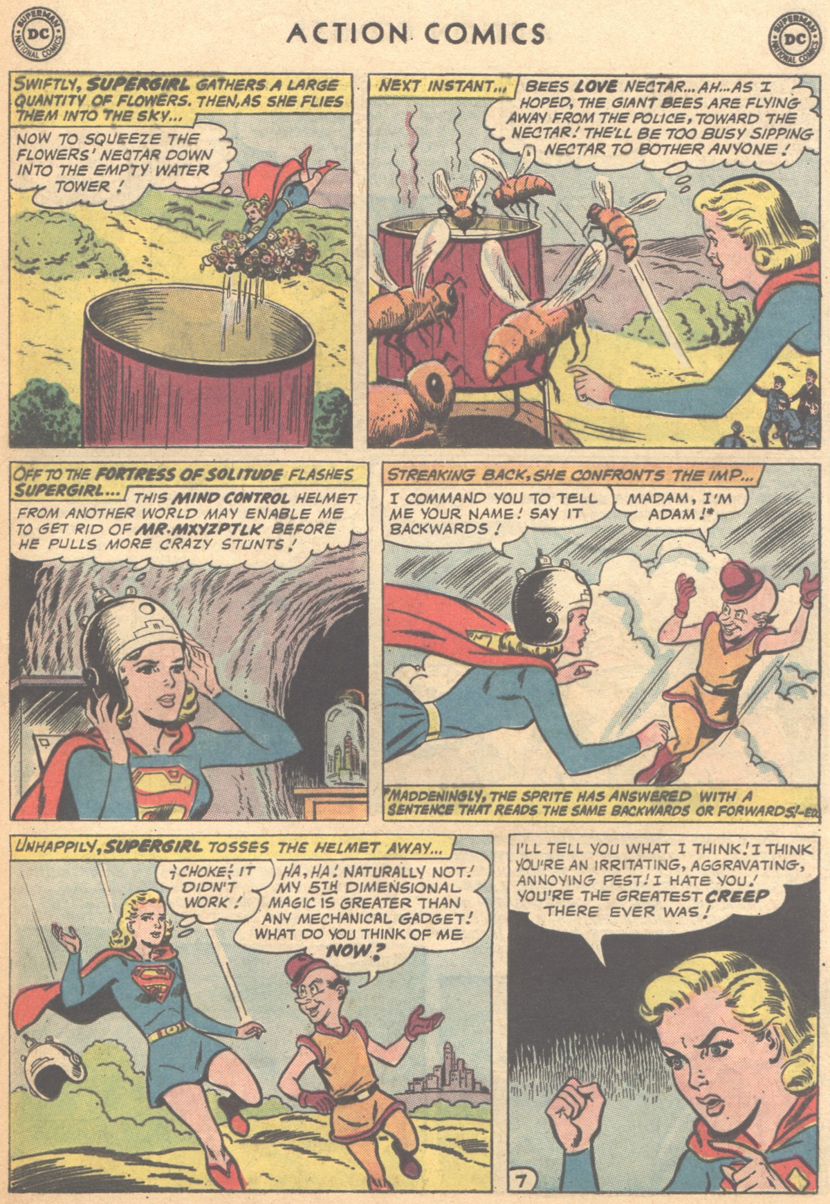 Read online Action Comics (1938) comic -  Issue #291 - 25
