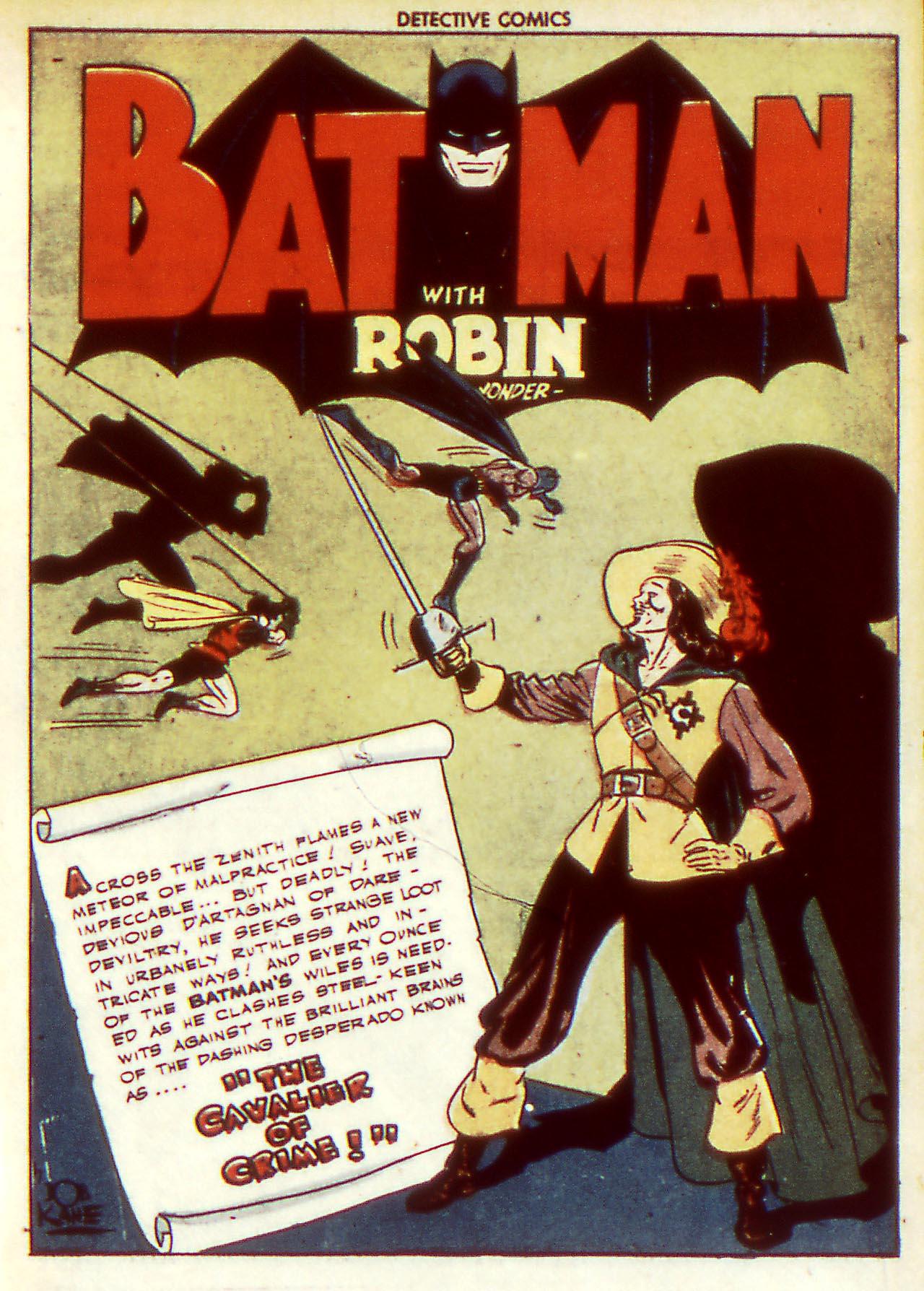 Read online Detective Comics (1937) comic -  Issue #81 - 3